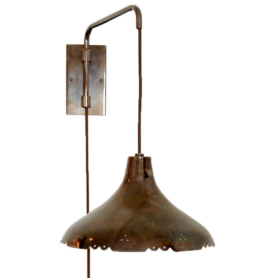Lightolier Counterweight Wall Light | Vintage Sconces At Lumfardo intended for Counterweight Pendant Lights (Image 14 of 15)