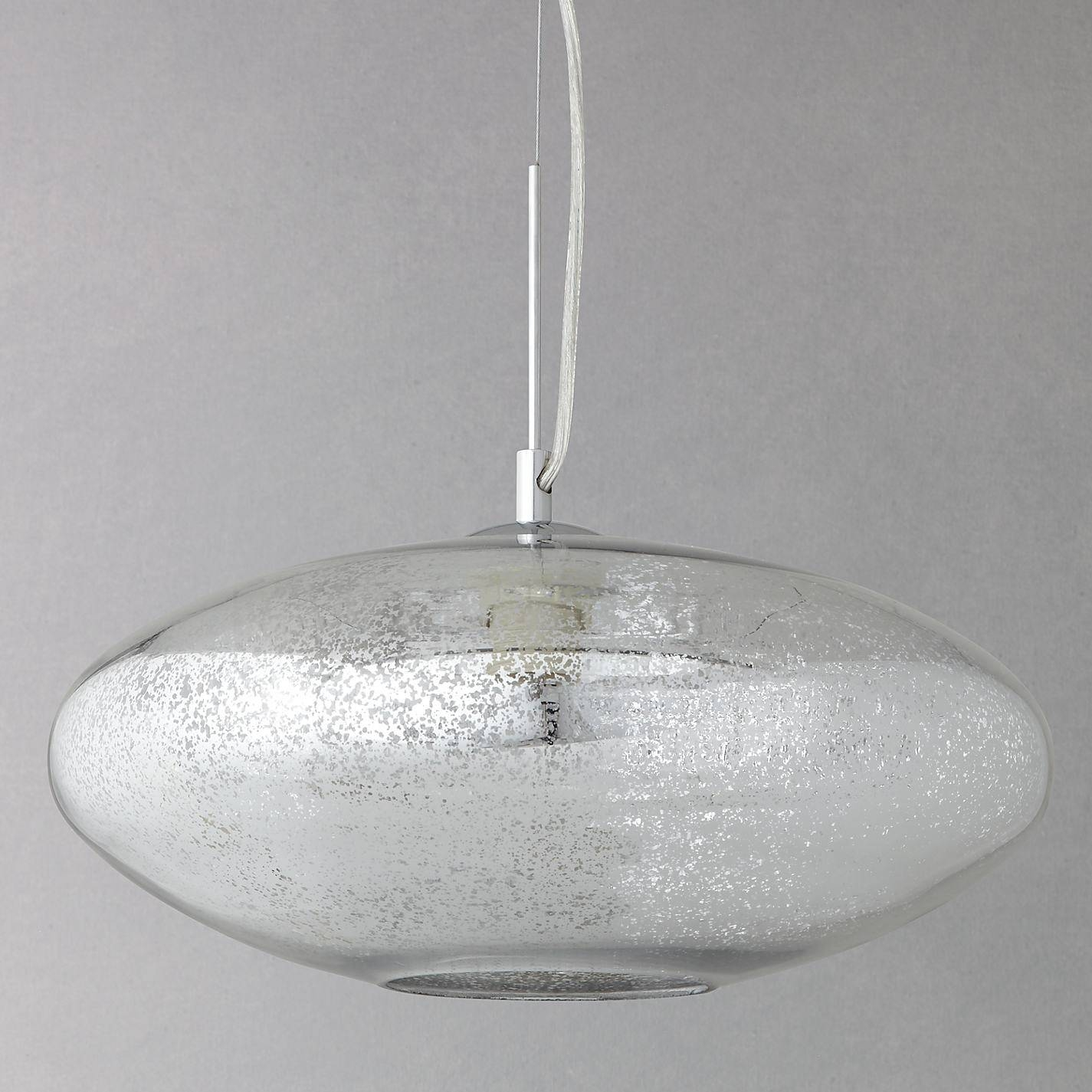 Lights: Antique Interior Lights Design Ideas With Mercury Glass inside John Lewis Pendant Light Shades (Image 11 of 15)