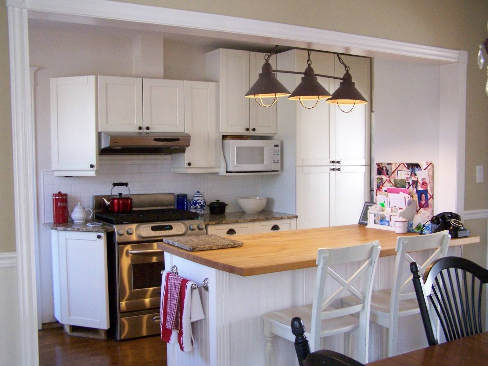 Lights For Over A Kitchen Island Modern Kitchen Island Lights within Single Pendant Lights for Kitchen Island (Image 12 of 15)