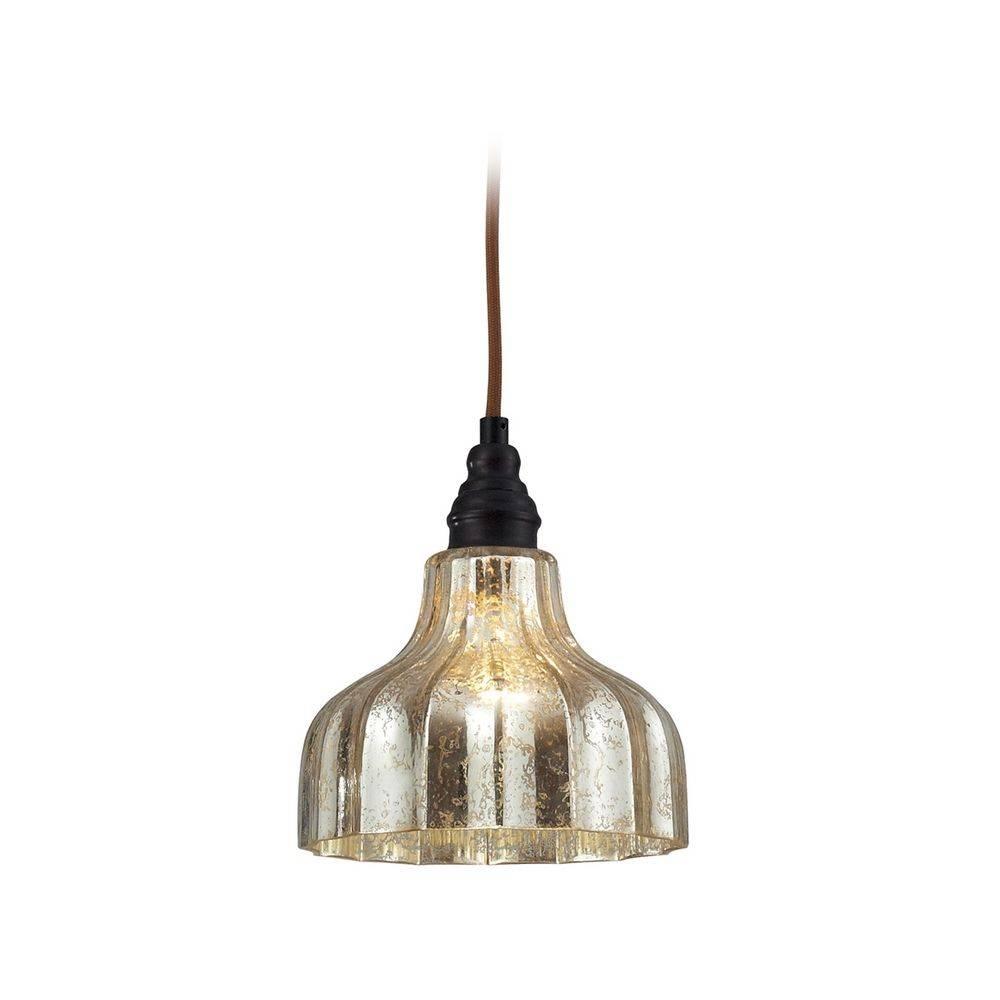 Lights: Replacement Globes For Pendant Lights | Jar Pendant Light regarding Mercury Glass Pendant Lights (Image 8 of 15)