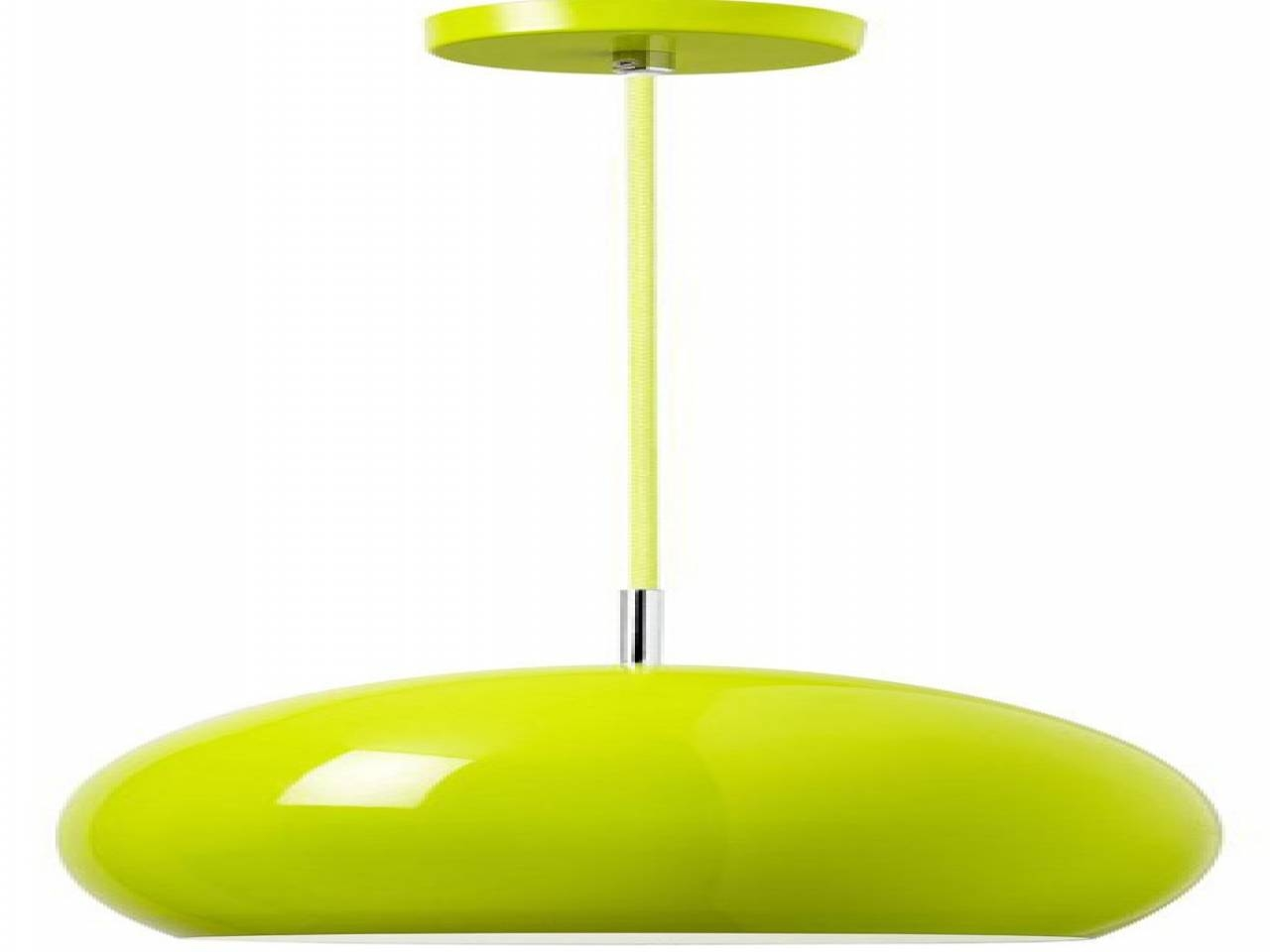 Lime Green Kitchen, Lime Green Kitchen Pendant Light Yellow And regarding Lime Green Pendant Lights (Image 8 of 15)
