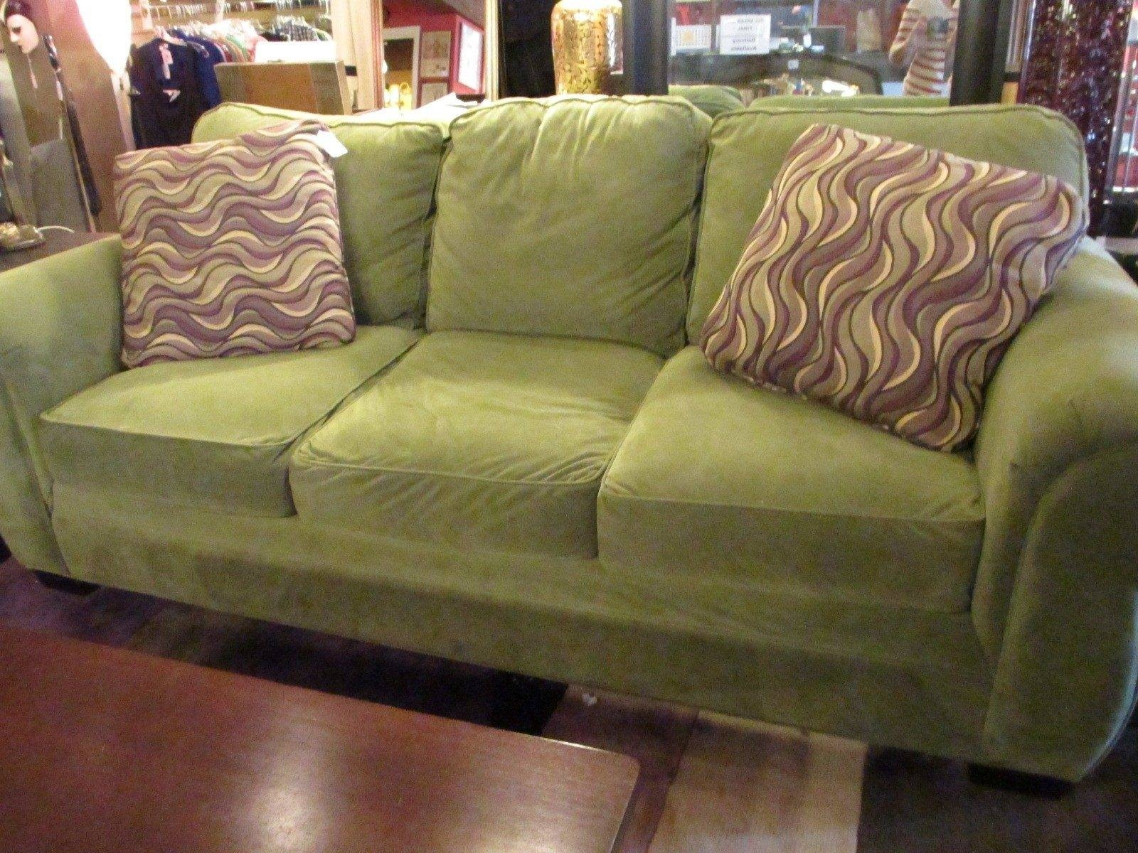 Lime Green Sectional Sofa ~ Hmmi intended for Olive Green Sectional Sofas (Image 6 of 15)