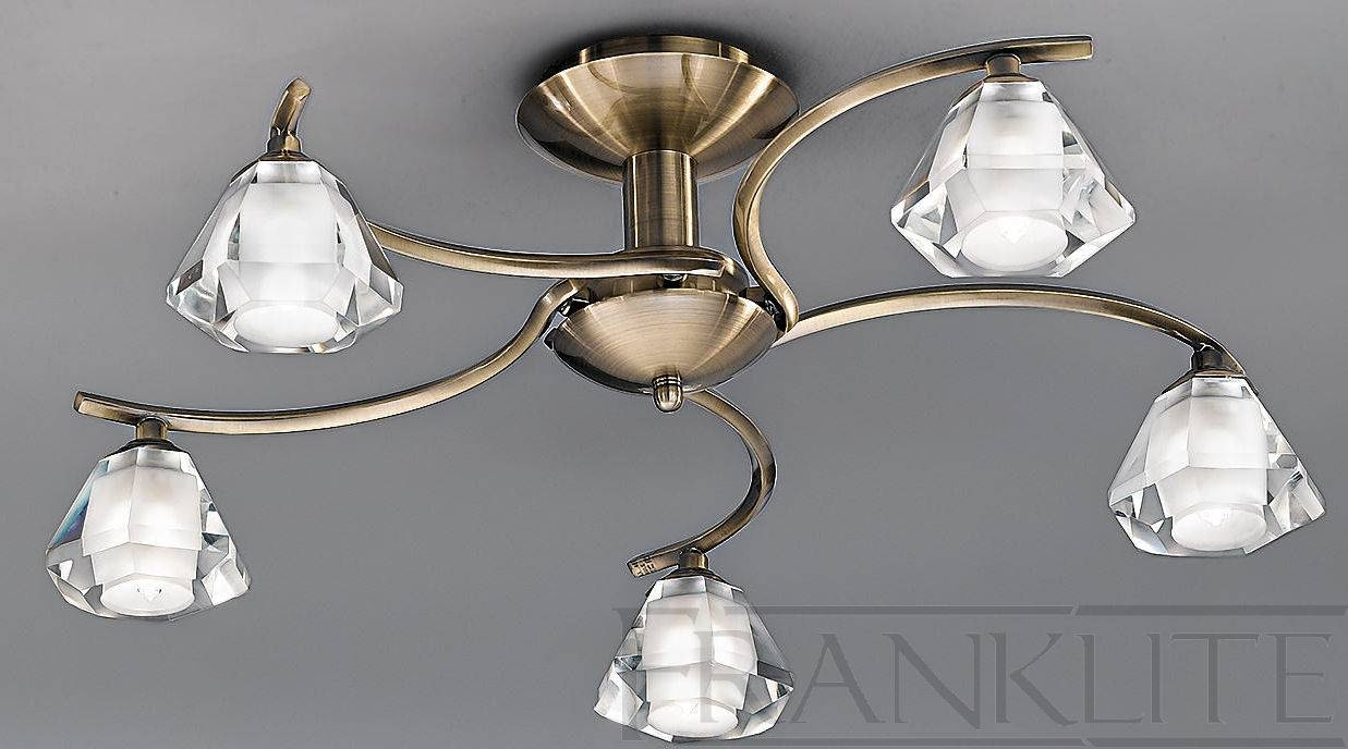Limelighting | Ceiling Lights with regard to Multi Arm Pendant Lights (Image 7 of 15)