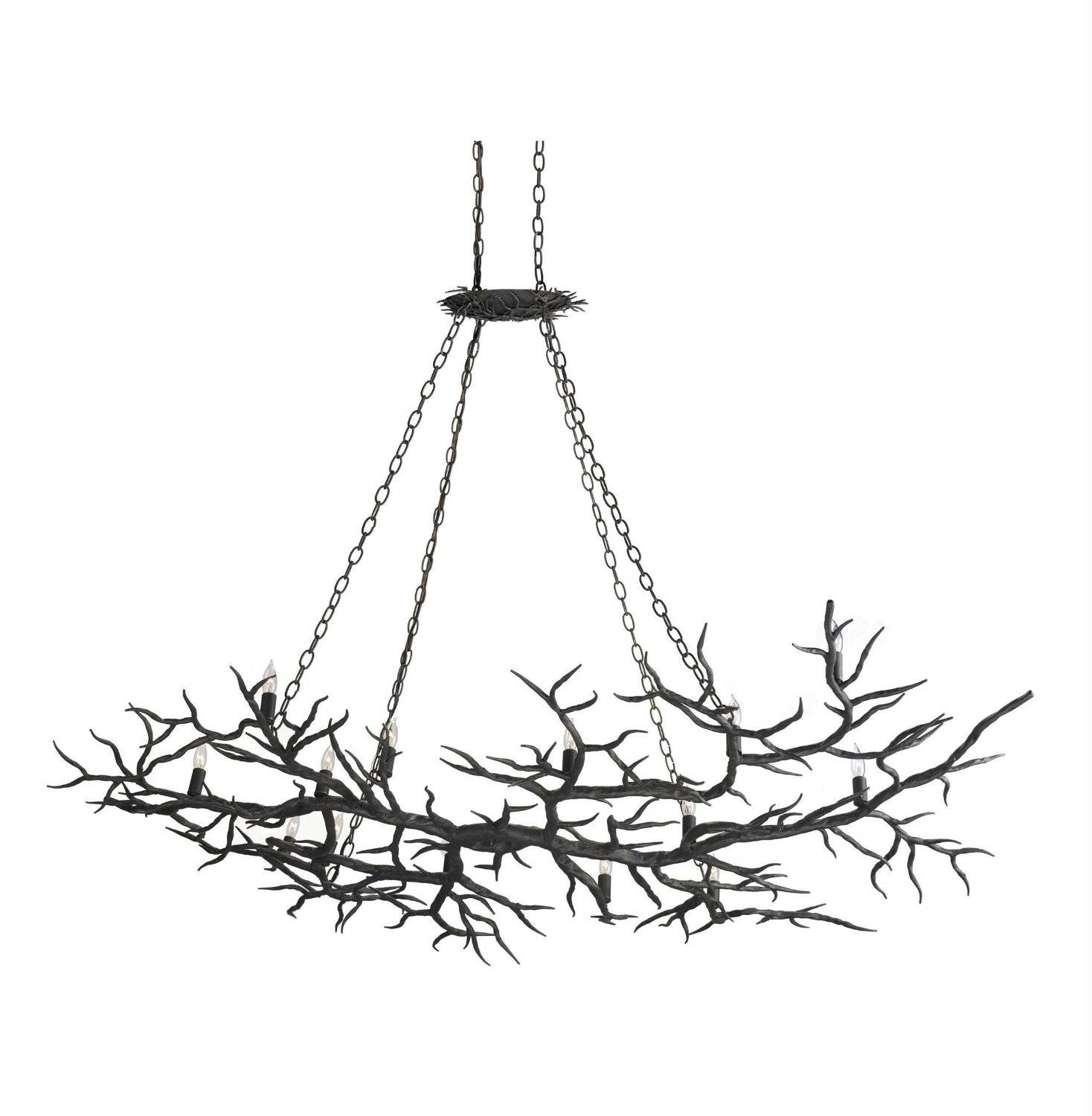 Linenandlavender: Lighting - New, Antique, One-Of-A-Kind for Wrought Iron Lights Australia (Image 10 of 15)