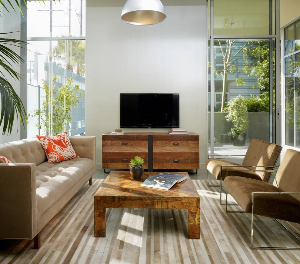 Living Room. Awesome Matching Coffee Table And Tv Stand: Matching in Rustic Coffee Table And Tv Stand (Image 11 of 15)