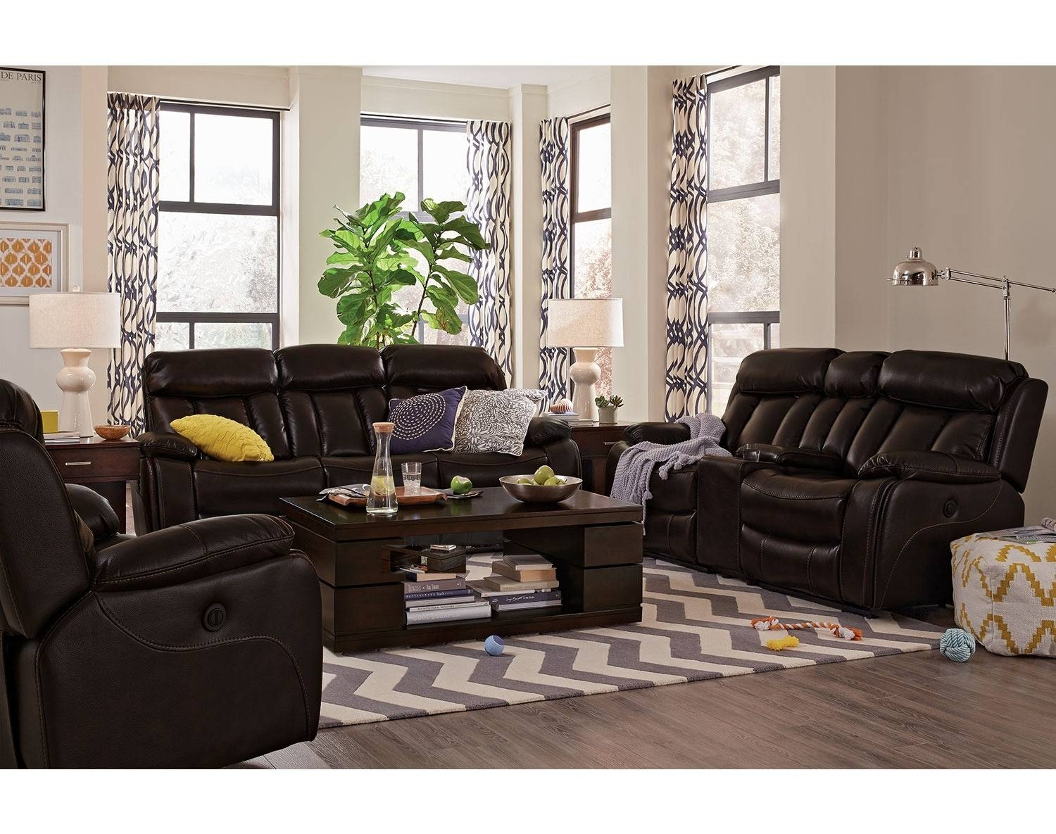 Living Room Collections | Value City Furniture intended for Living Room Sofas And Chairs (Image 7 of 15)