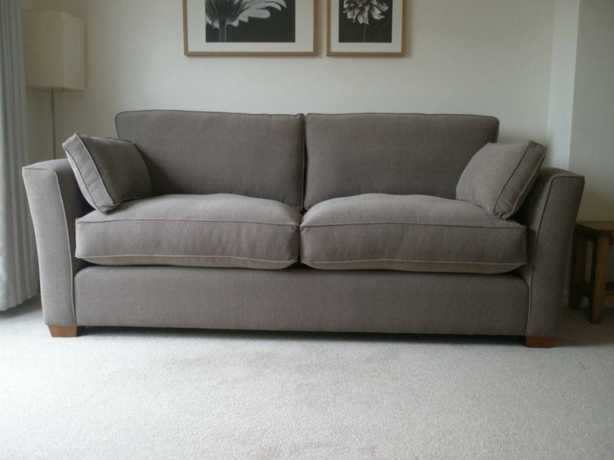 Living Room Curved Leather Couch Cuddler Sofa Half Moon Pertaining To  Havertys