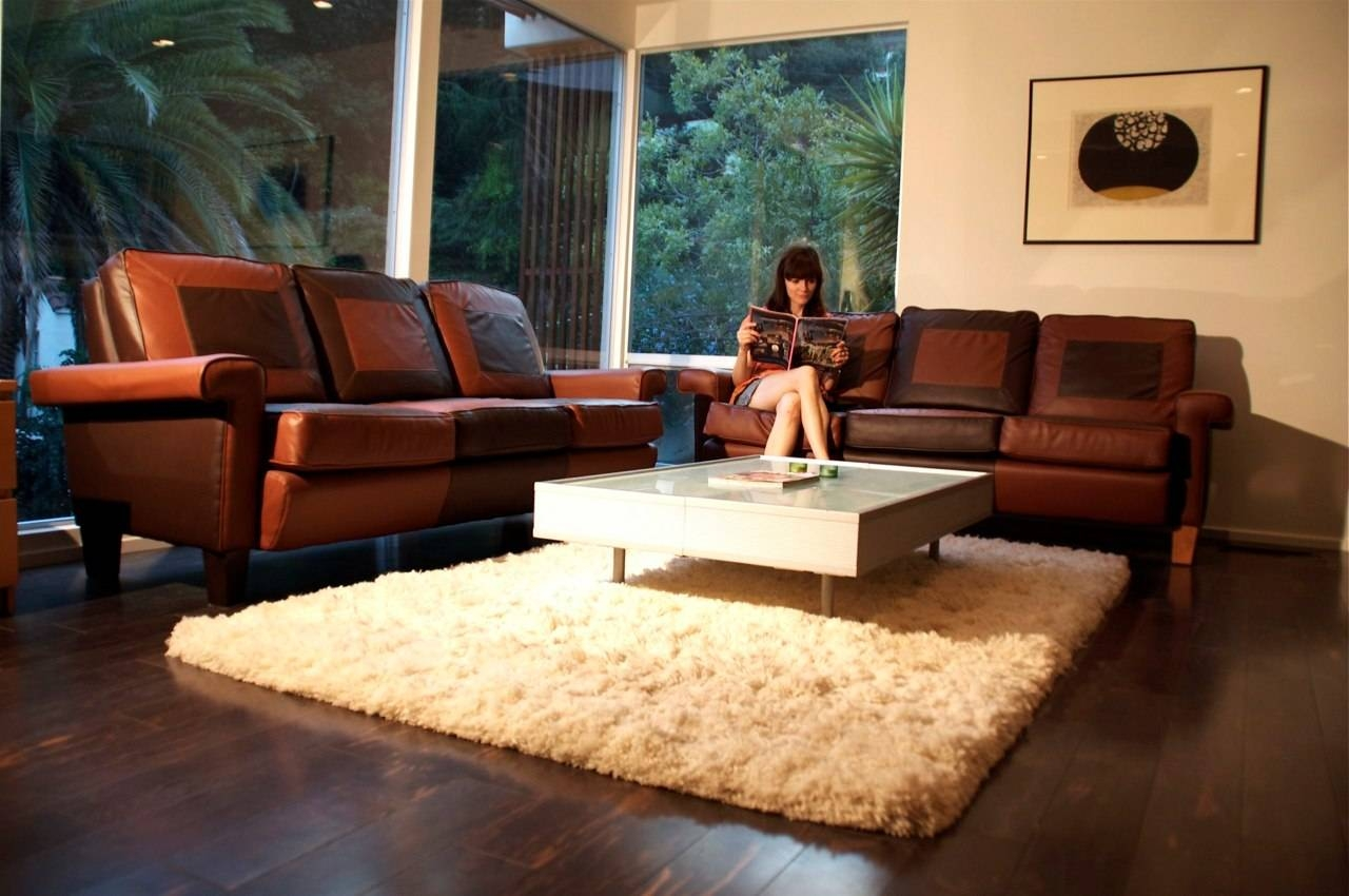 Living Room Ideas With Leather Sofas Amazing Living Room Ideas with regard to Brown Sofa Chairs (Image 13 of 15)