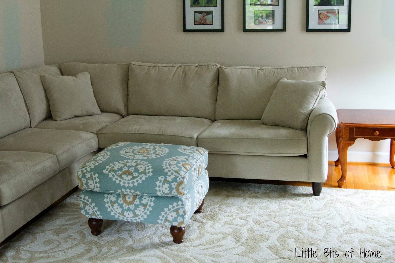 Living Room Makeover: Couch Redo For Havertys Amalfi Sofas (View 4 of 15)