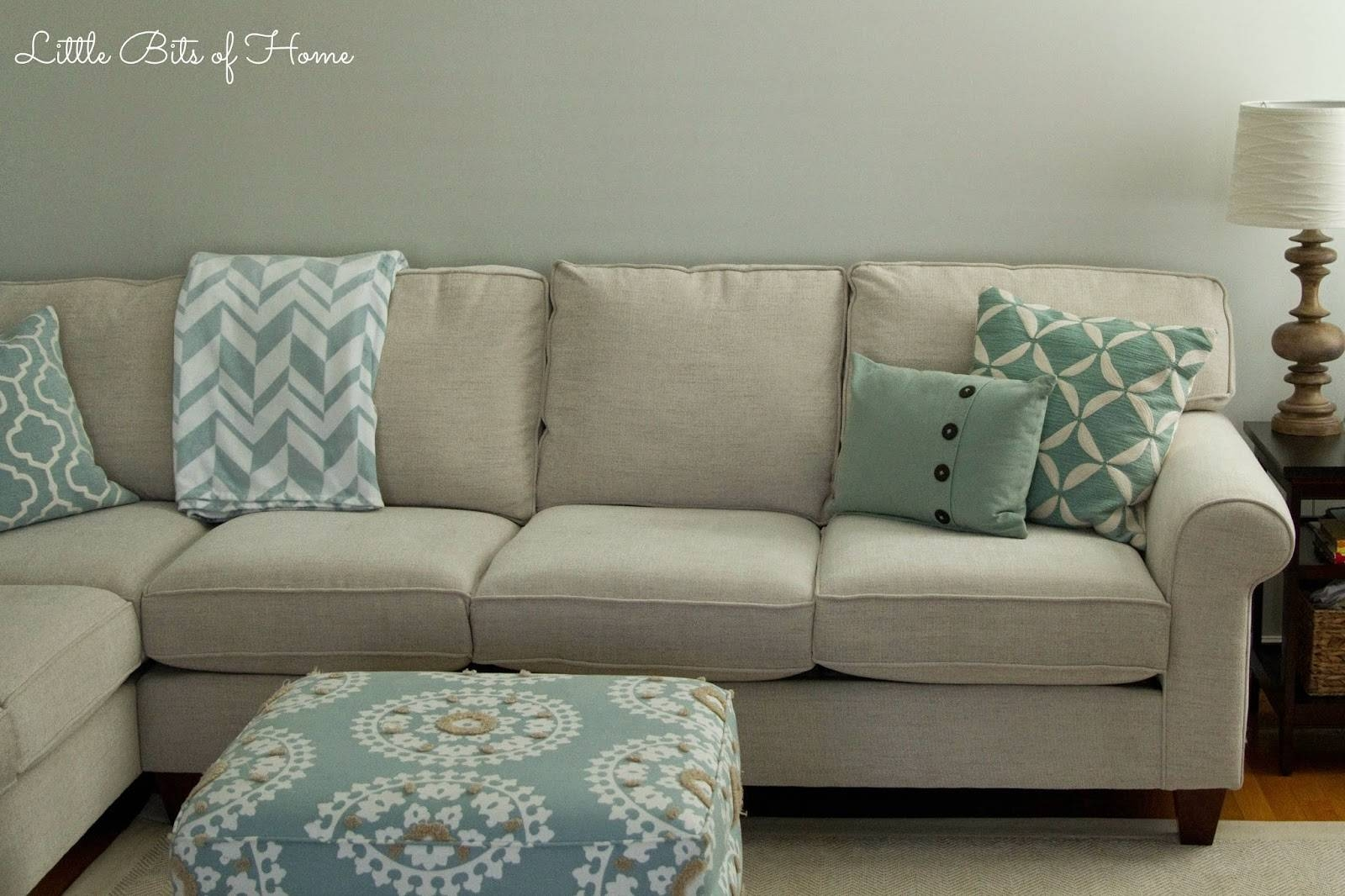 Living Room Makeover: Couch Redo Regarding Havertys Amalfi Sofas (View 3 of 15)