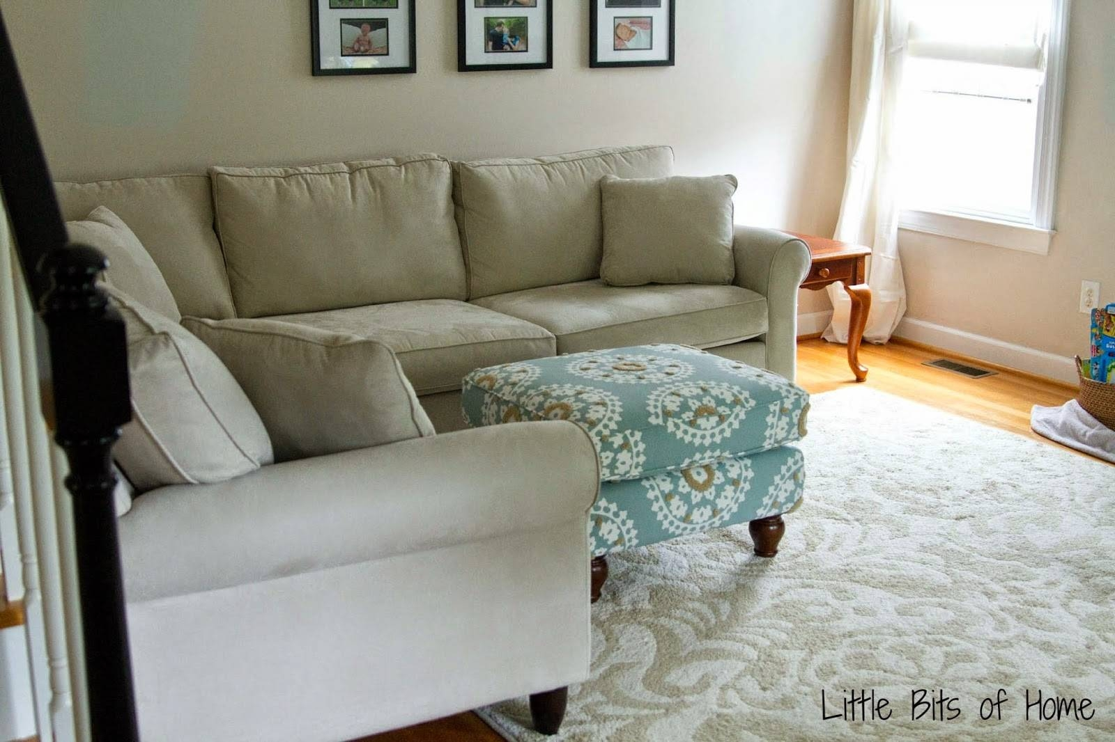 Living Room Makeover: Furniture Edition For Havertys Amalfi Sofas (View 12 of 15)
