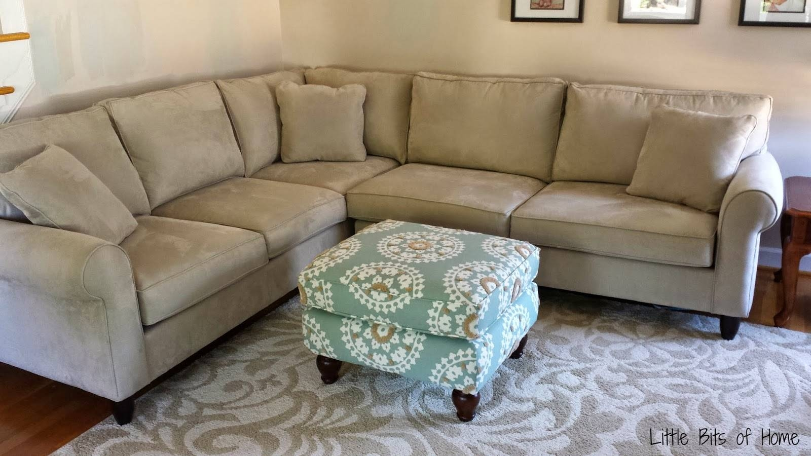 Living Room Makeover: Furniture Edition For Havertys Amalfi Sofas (View 5 of 15)