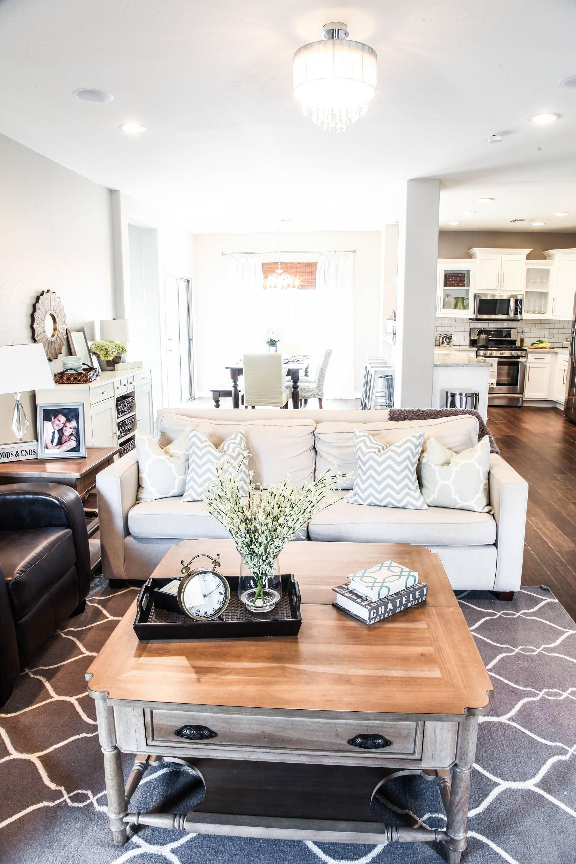 Living Room Progress | Littlehousebigplans regarding West Elm Henry Sofas (Image 6 of 15)