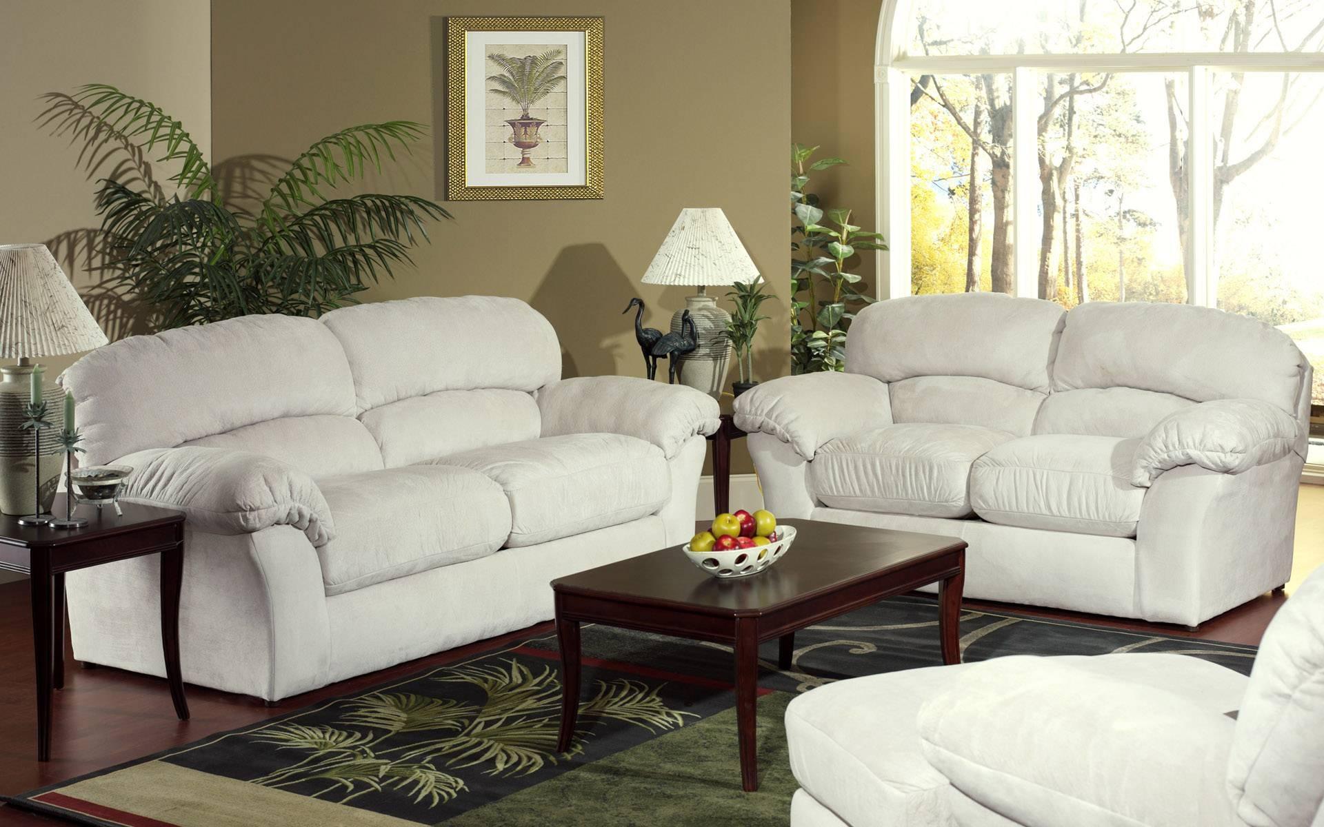 Living Room White Sofa Set Living Room On Living Room In White throughout Living Room Sofa Chairs (Image 10 of 15)
