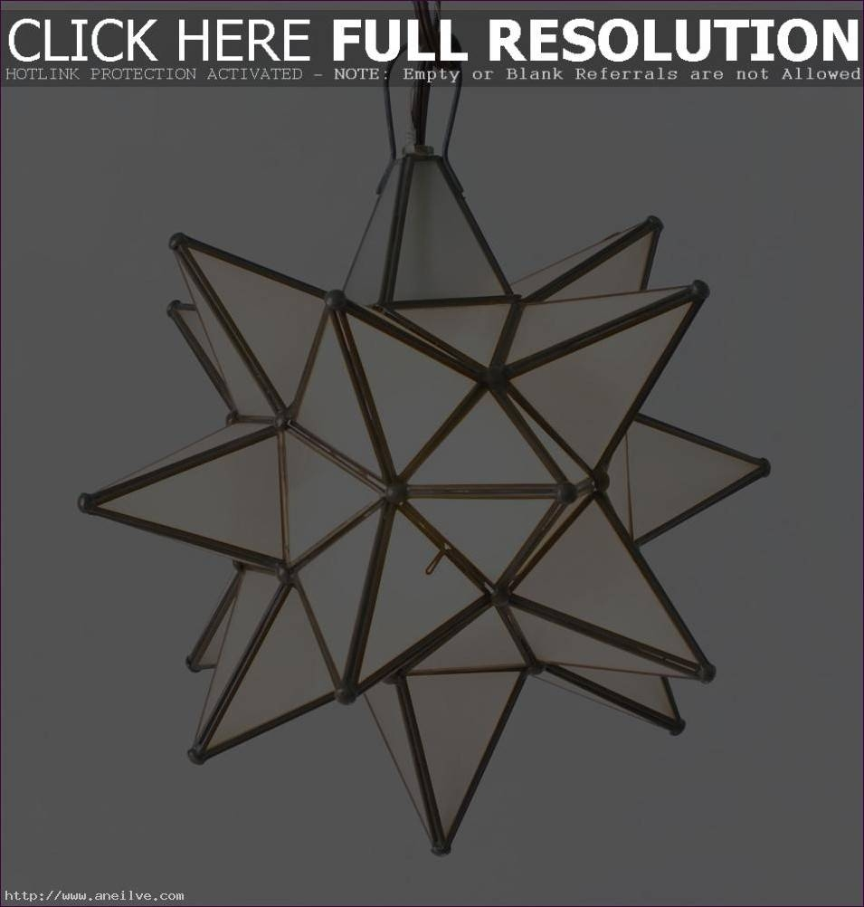 Living Rooms Design : Light Shades Hanging Star Pendant Light 5 pertaining to Shell Lights Shades (Image 11 of 15)
