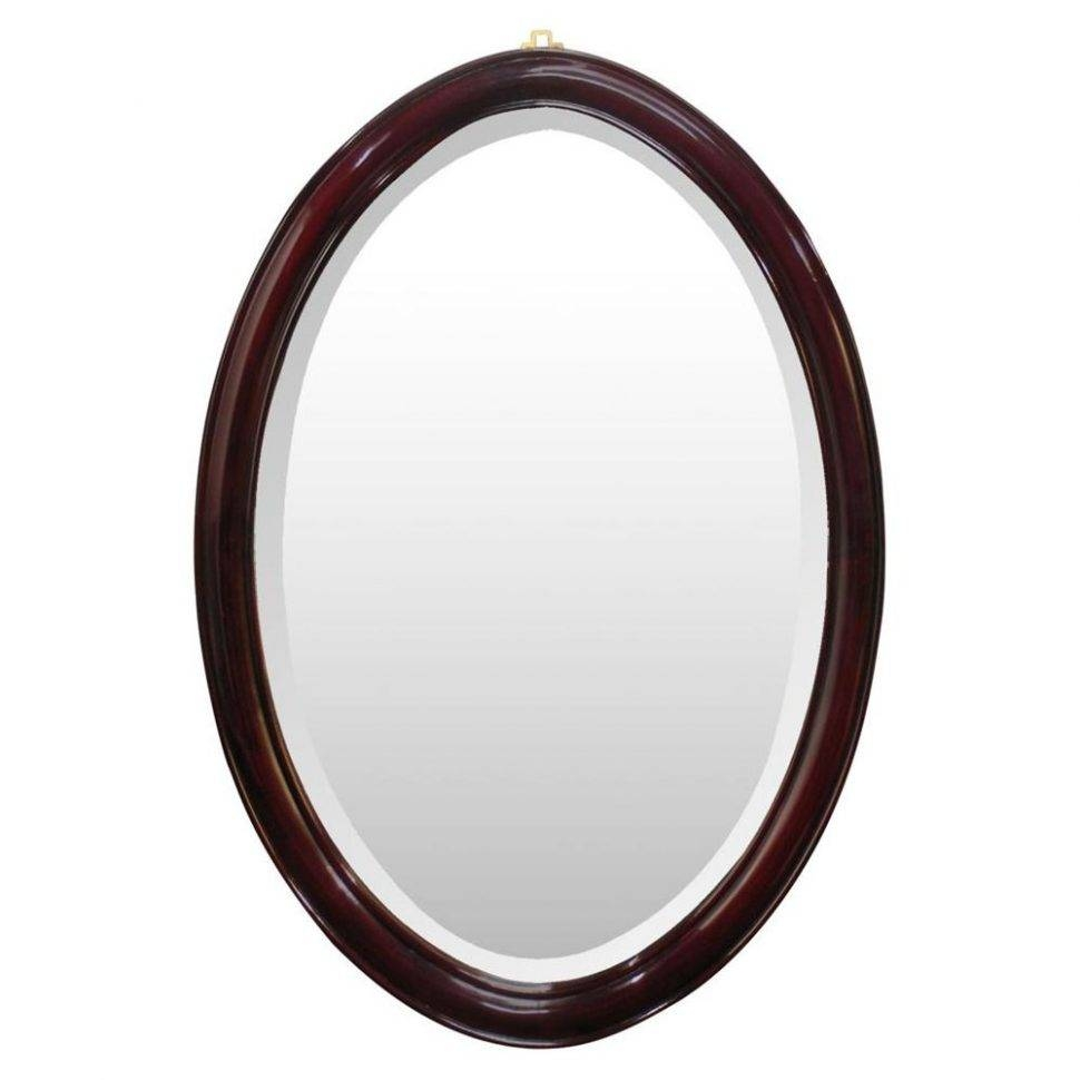 Long Oval Mirror Tags : Oval Mirrors For Bathrooms Bathroom Mirror in Long Oval Mirrors (Image 9 of 15)
