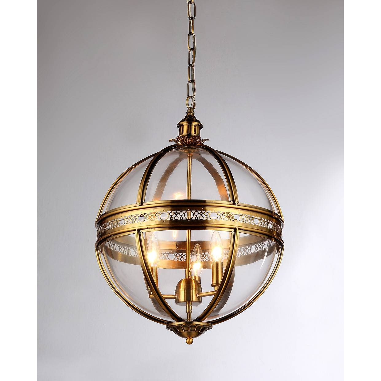 Look For Less: Restoration Hardware Victorian Hotel Pendant | The With Regard To Victorian Hotel Pendants (Photo 1 of 15)