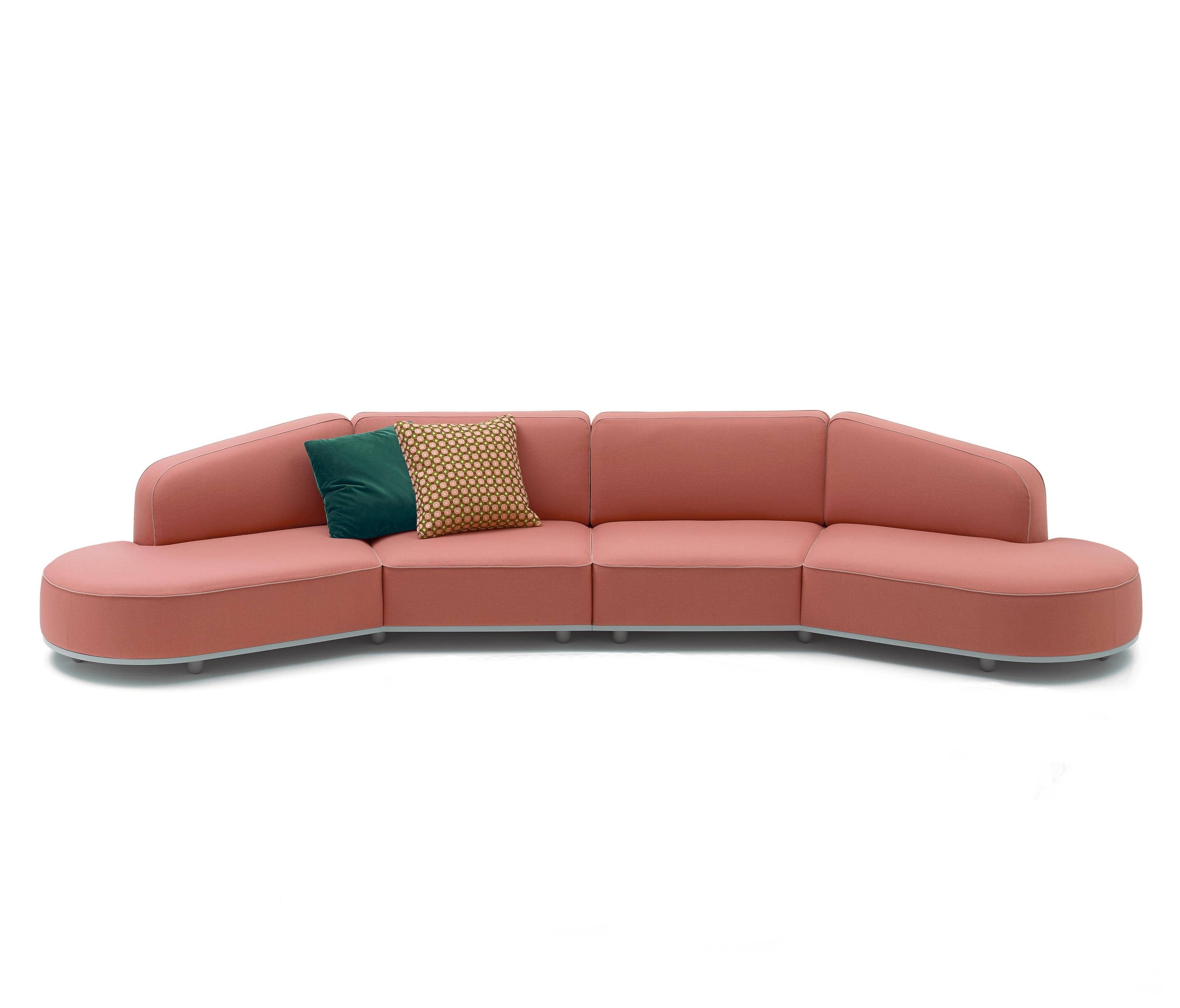 Lounge Sofas - High Quality Designer Lounge Sofas | Architonic inside Lounge Sofas and Chairs (Image 8 of 12)