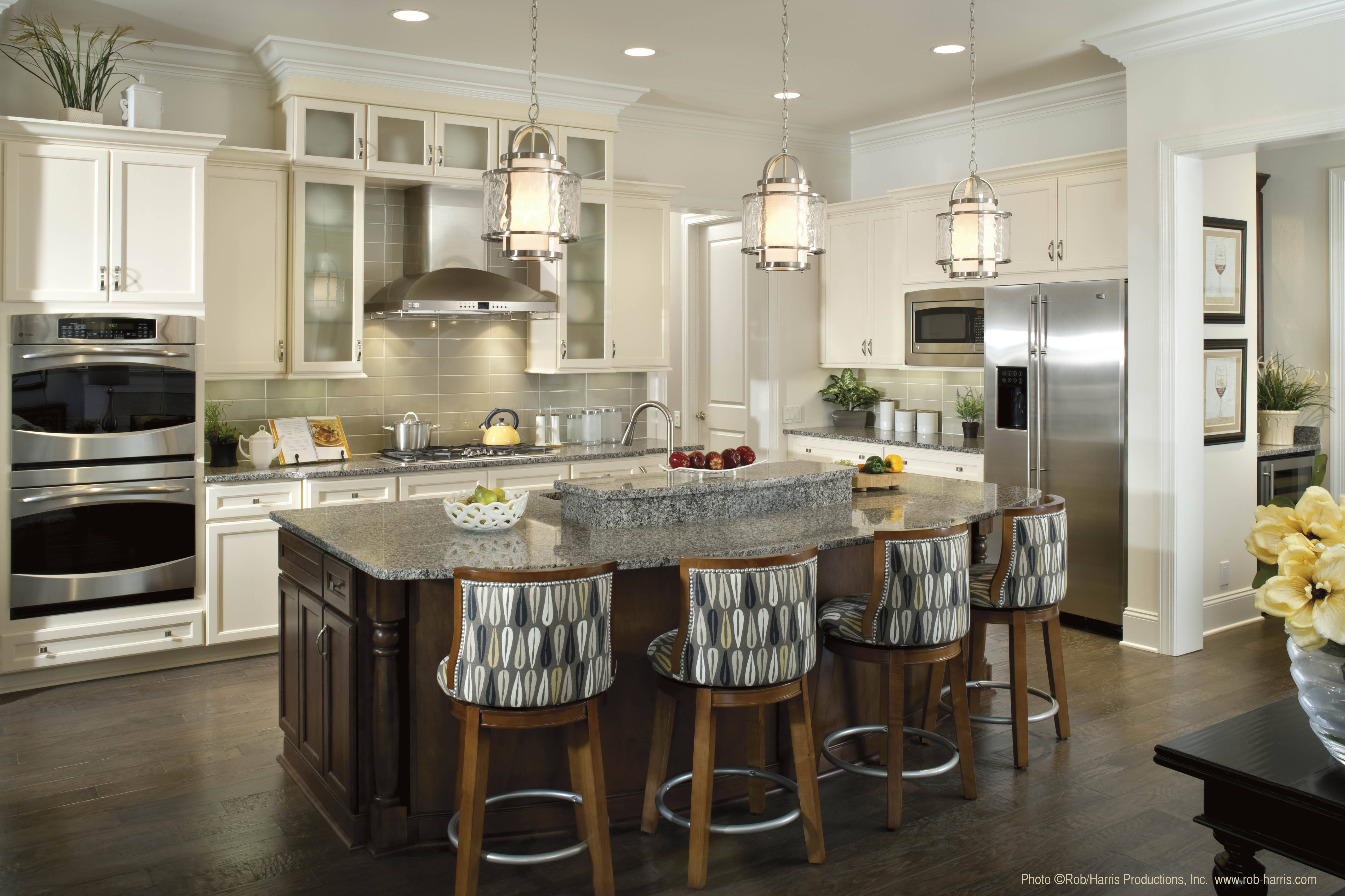 Lovable Pendant Lighting Kitchen Island For Room Decor Plan Throughout Single Pendant Lighting For Kitchen Island (View 9 of 15)
