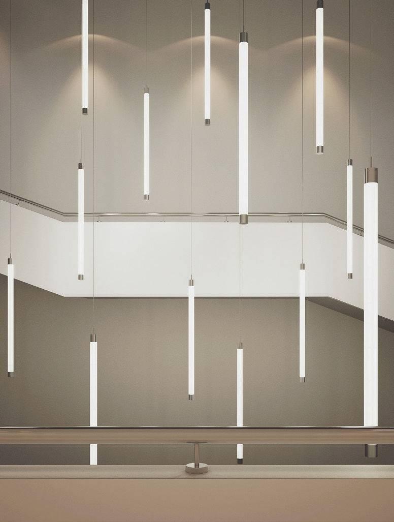 Featured Photo of Tubular Pendant Lights