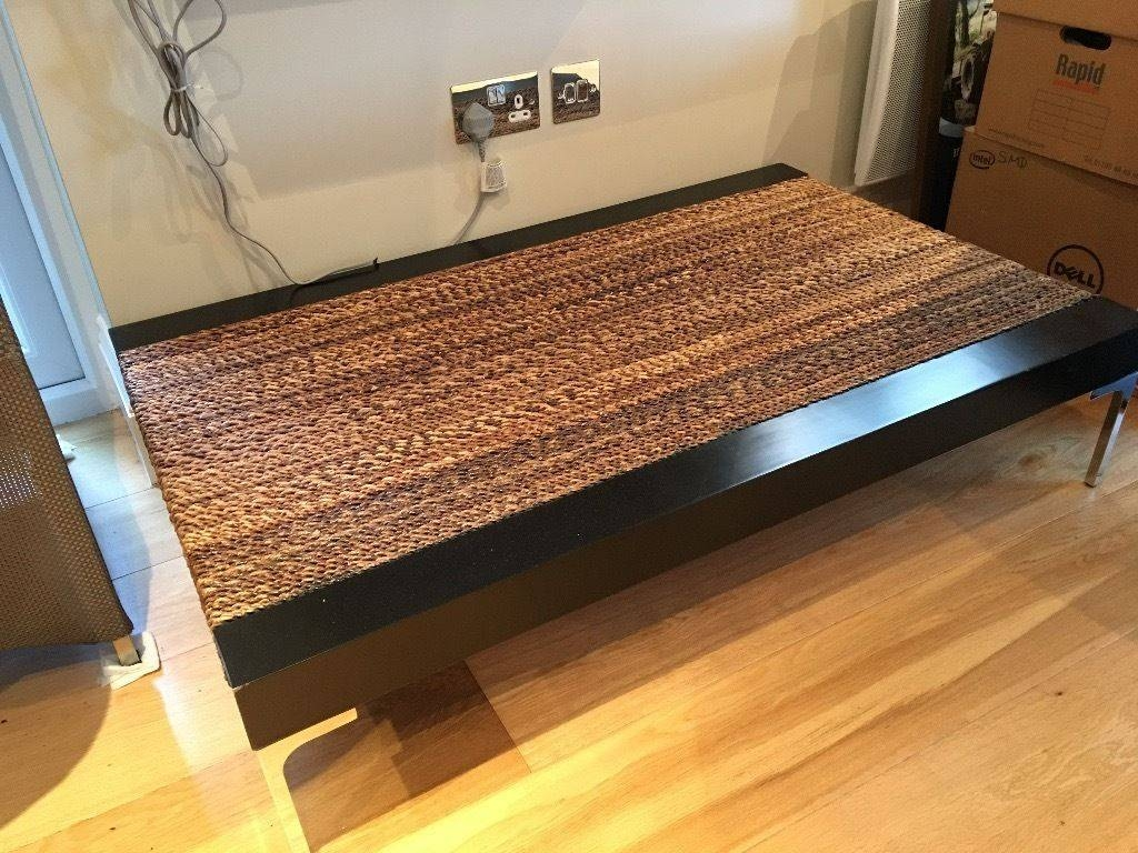 Low Level Coffee Table | In Poole, Dorset | Gumtree Throughout Low Level Coffee Tables (View 4 of 15)
