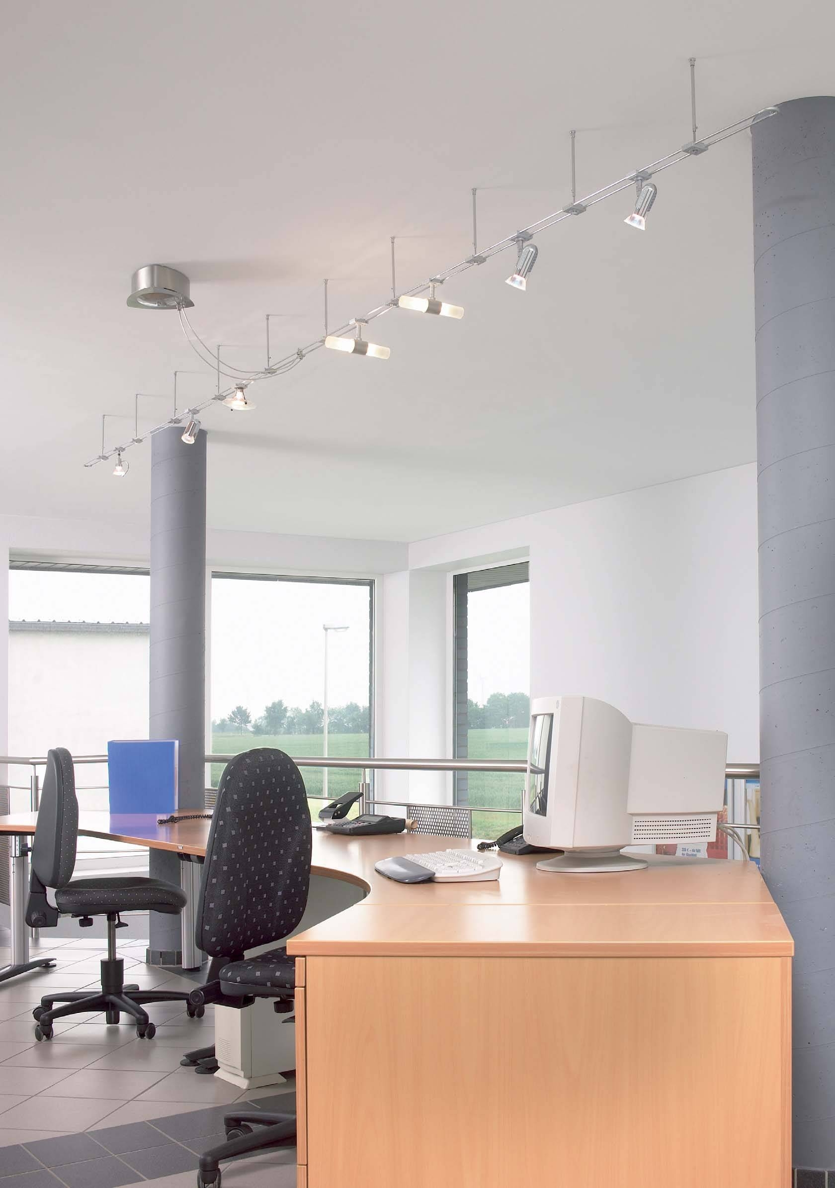 Low Voltage Track Lighting On Winlights | Deluxe Interior Throughout Halo Track Lighting Pendants (View 14 of 15)