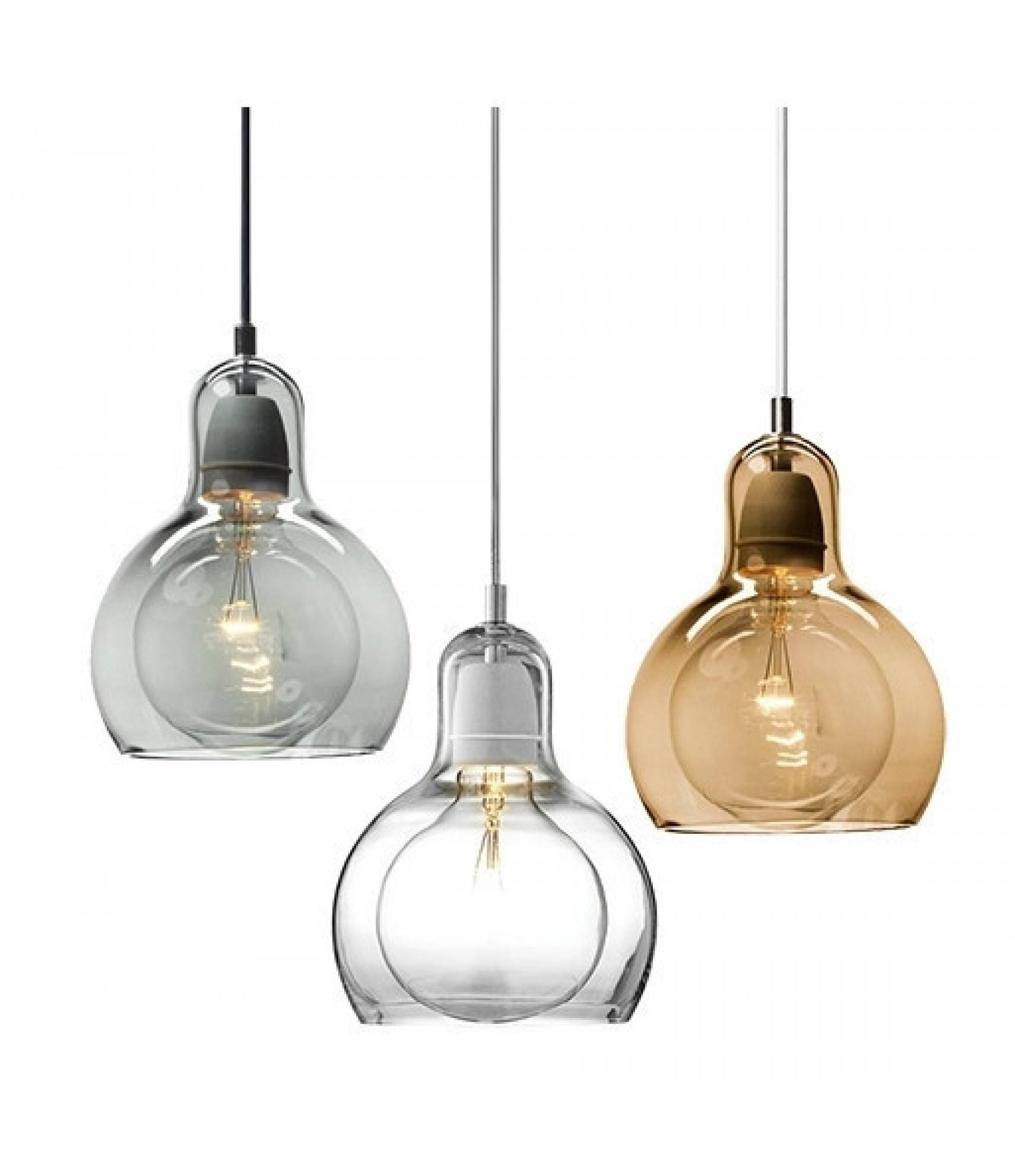 Lucretia Lighting | Tailored Designer Lighting Solutions | Mega inside Mega Bulb Pendant Lights (Image 6 of 15)