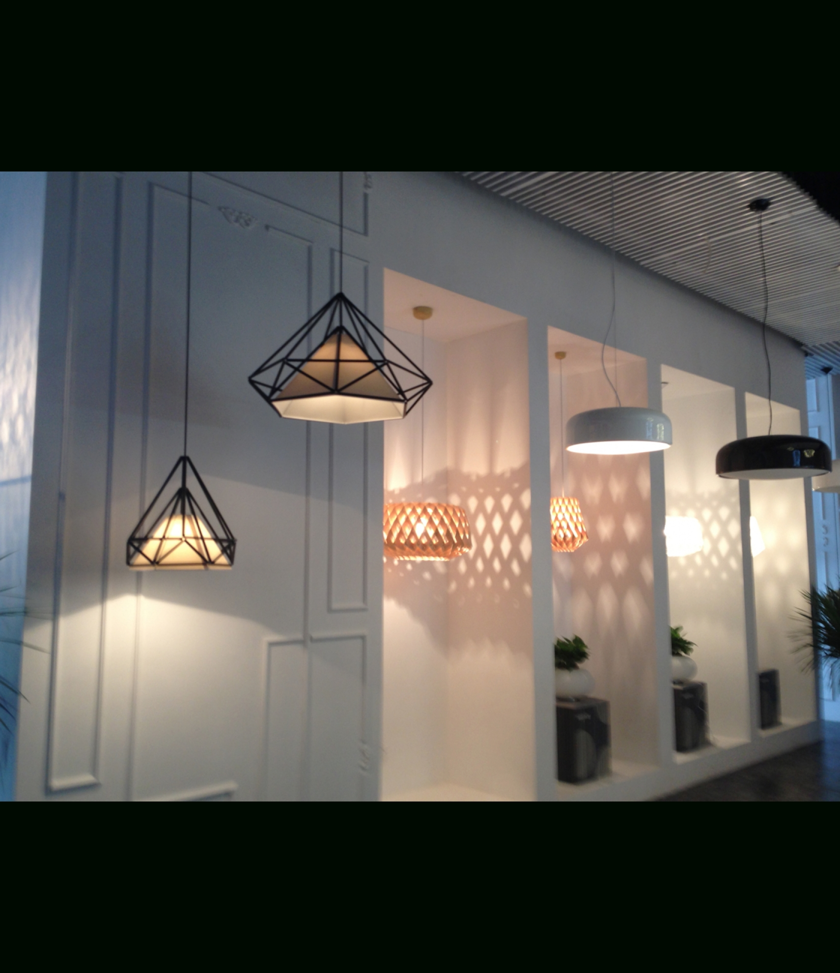 Lucretia Lighting | Tailored Designer Lighting Solutions | Replica with regard to Himmeli Pendant Lights (Image 14 of 15)