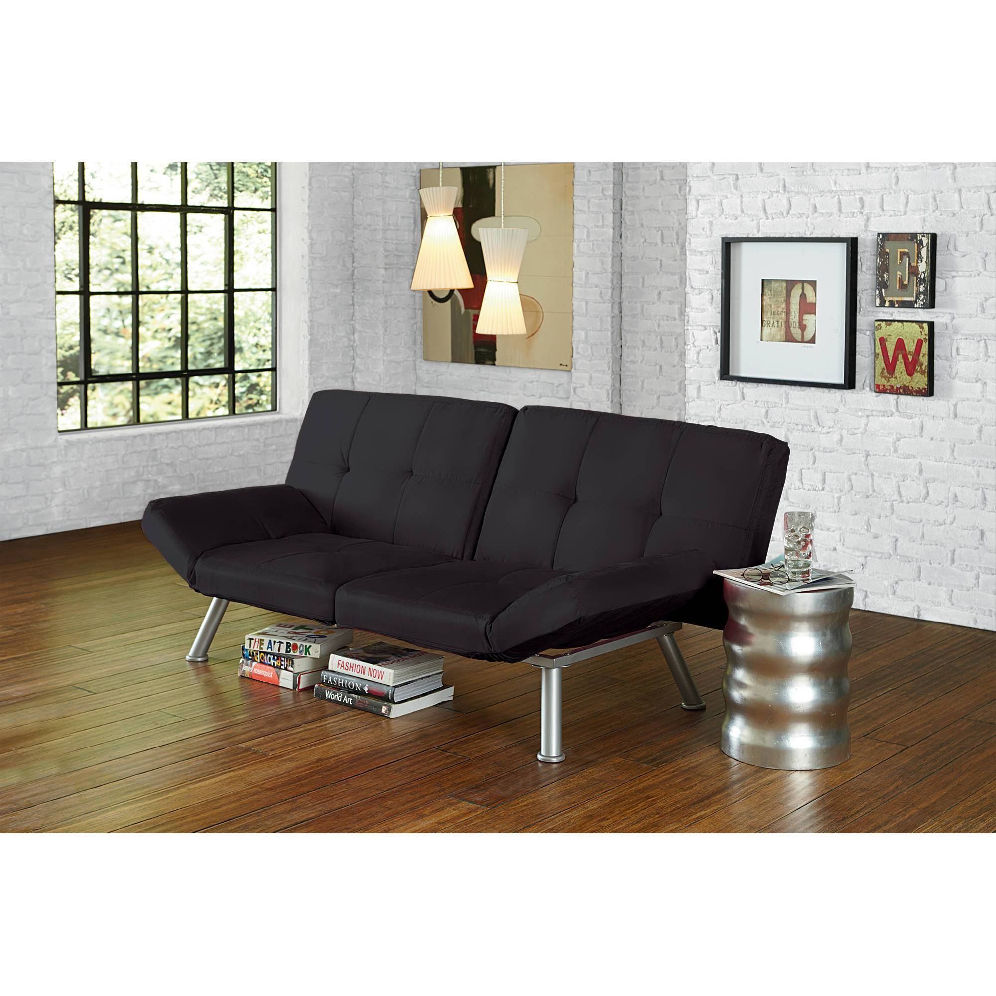 Featured Photo of Mainstays Contempo Futon Sofa Beds