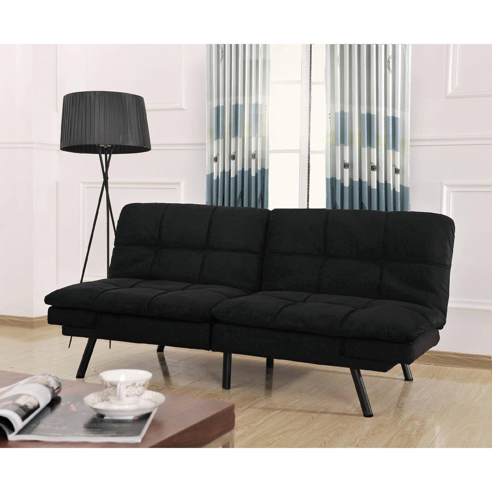 Mainstays Contempo Futon Sofa Bed 33 With Beds