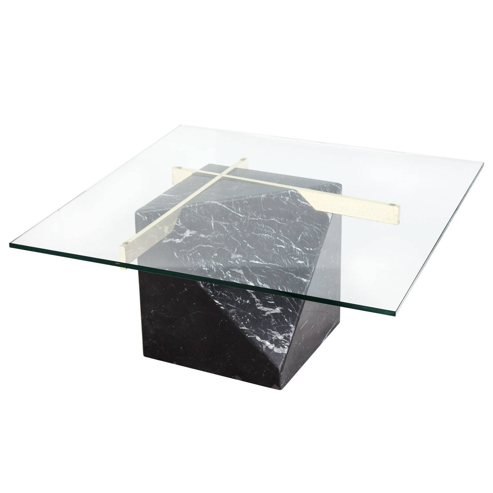 Marble Coffee Table Rentals | Event Furniture Rentals | Formdecor inside Marble And Glass Coffee Table (Image 10 of 15)