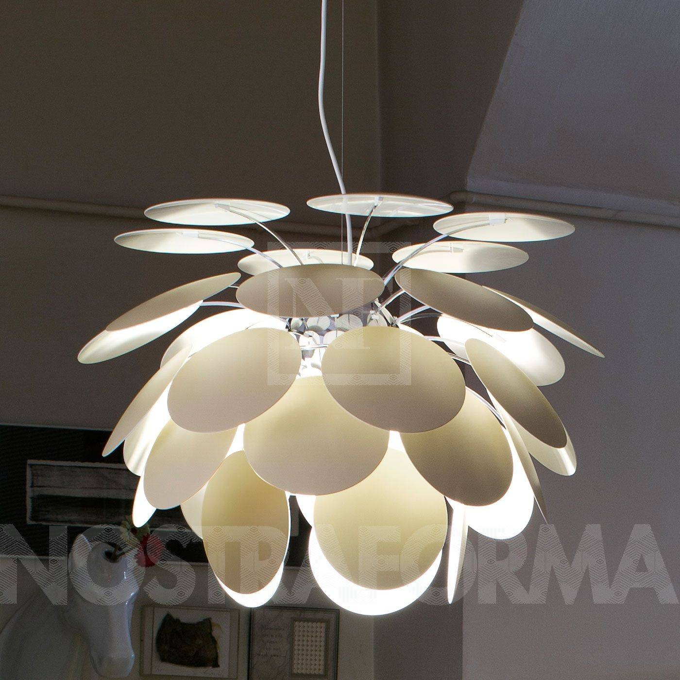 Marset Discoco 132 Pendant Lamp, Very Large » Modern And with regard to Discoco Pendant Lights (Image 11 of 15)
