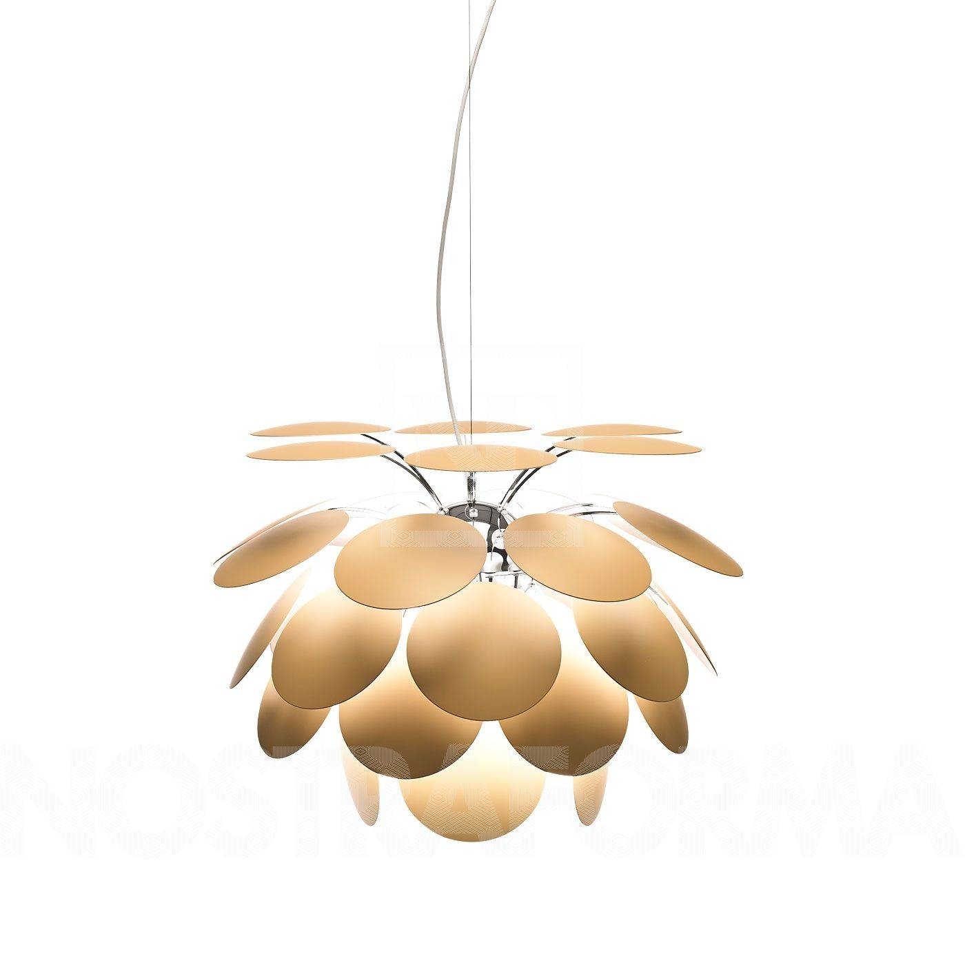 Marset Discoco 68 Pendant Lamp, Medium » Modern And Contemporary within Discoco Pendant Lights (Image 14 of 15)