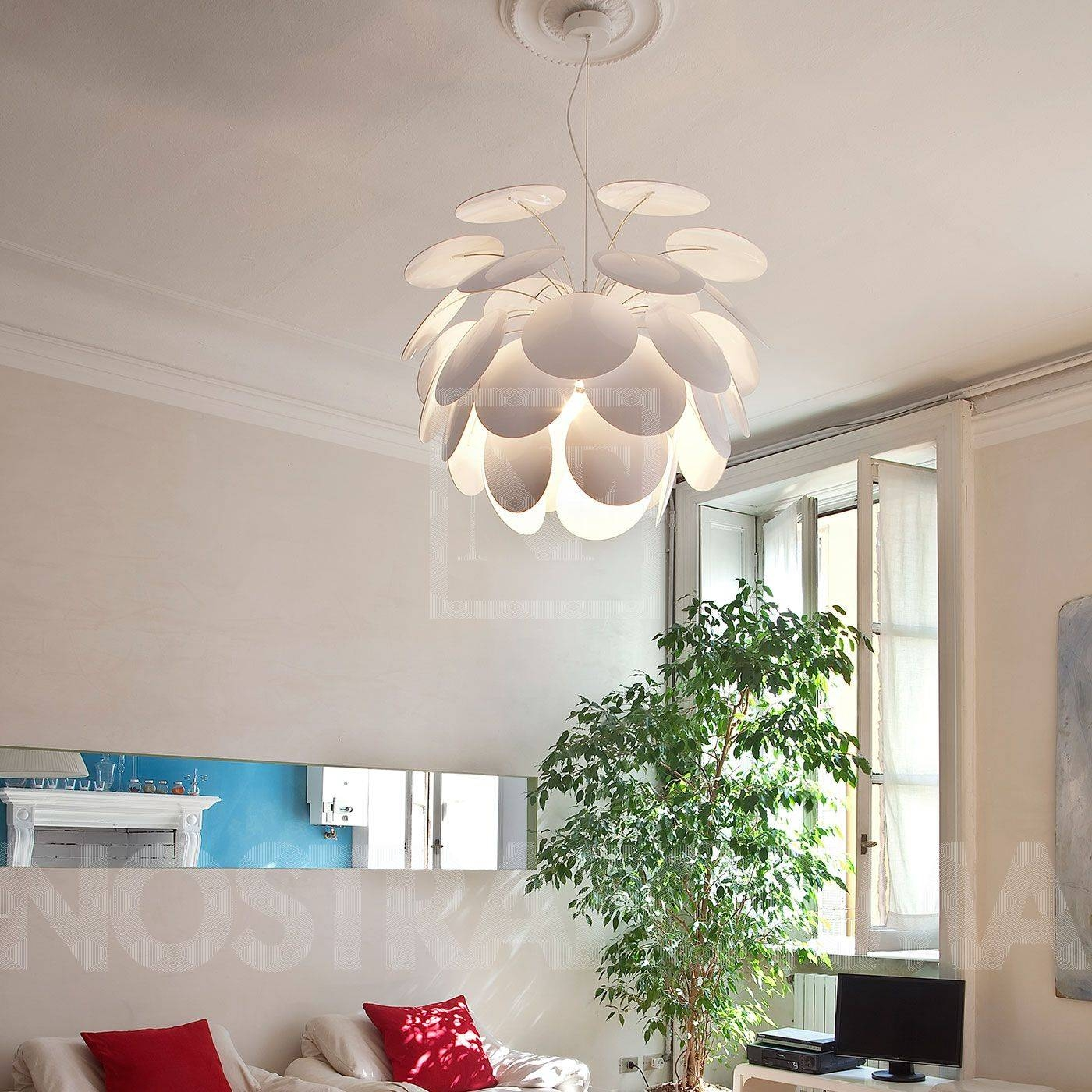 Marset Discoco 88 Pendant Lamp, Large » Modern And Contemporary with regard to Discoco Pendant Lights (Image 15 of 15)