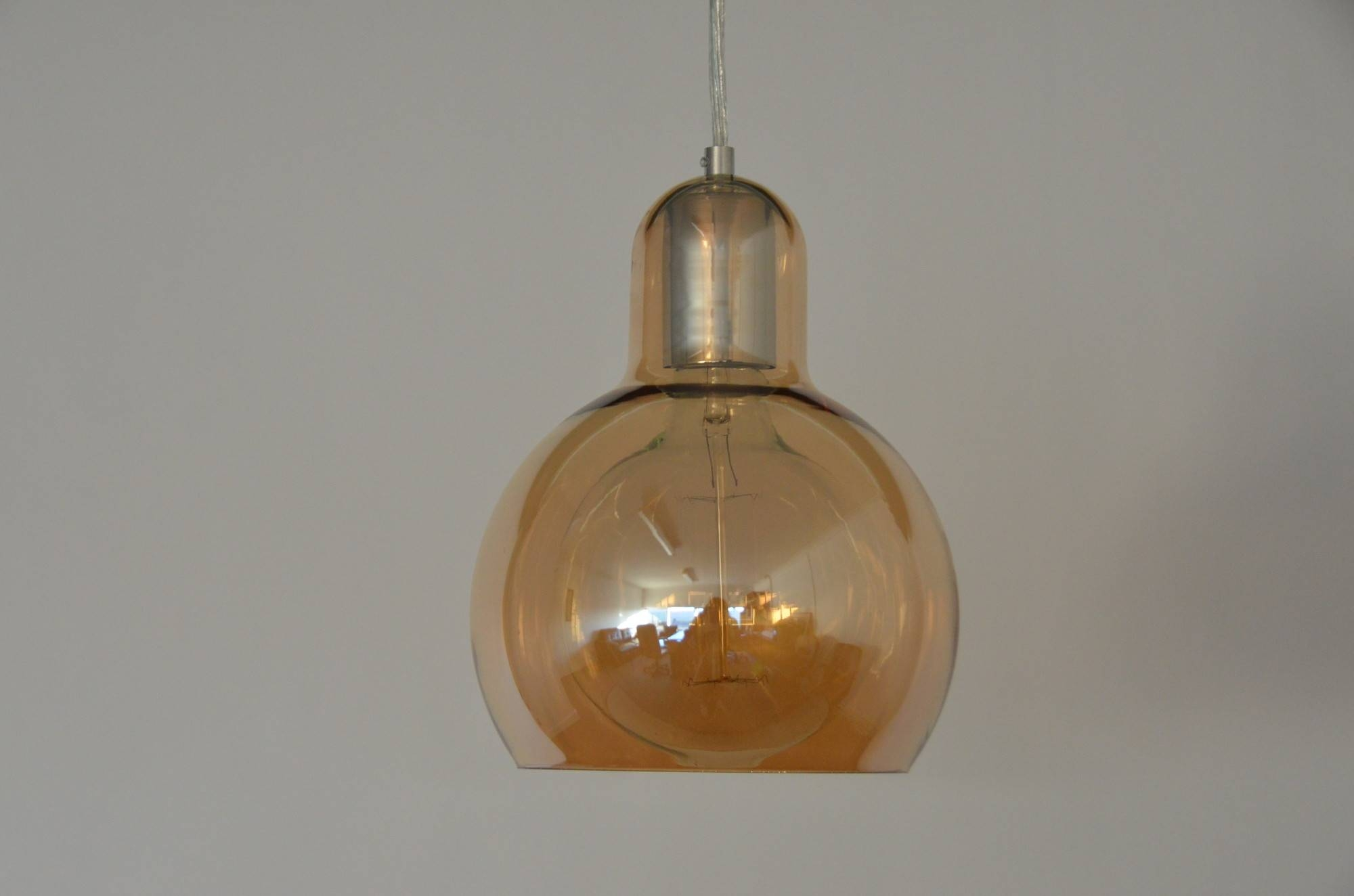 Mega Bulb Pendant Light Replica | Temple & Webster throughout Mega Bulb Pendant Lights (Image 7 of 15)