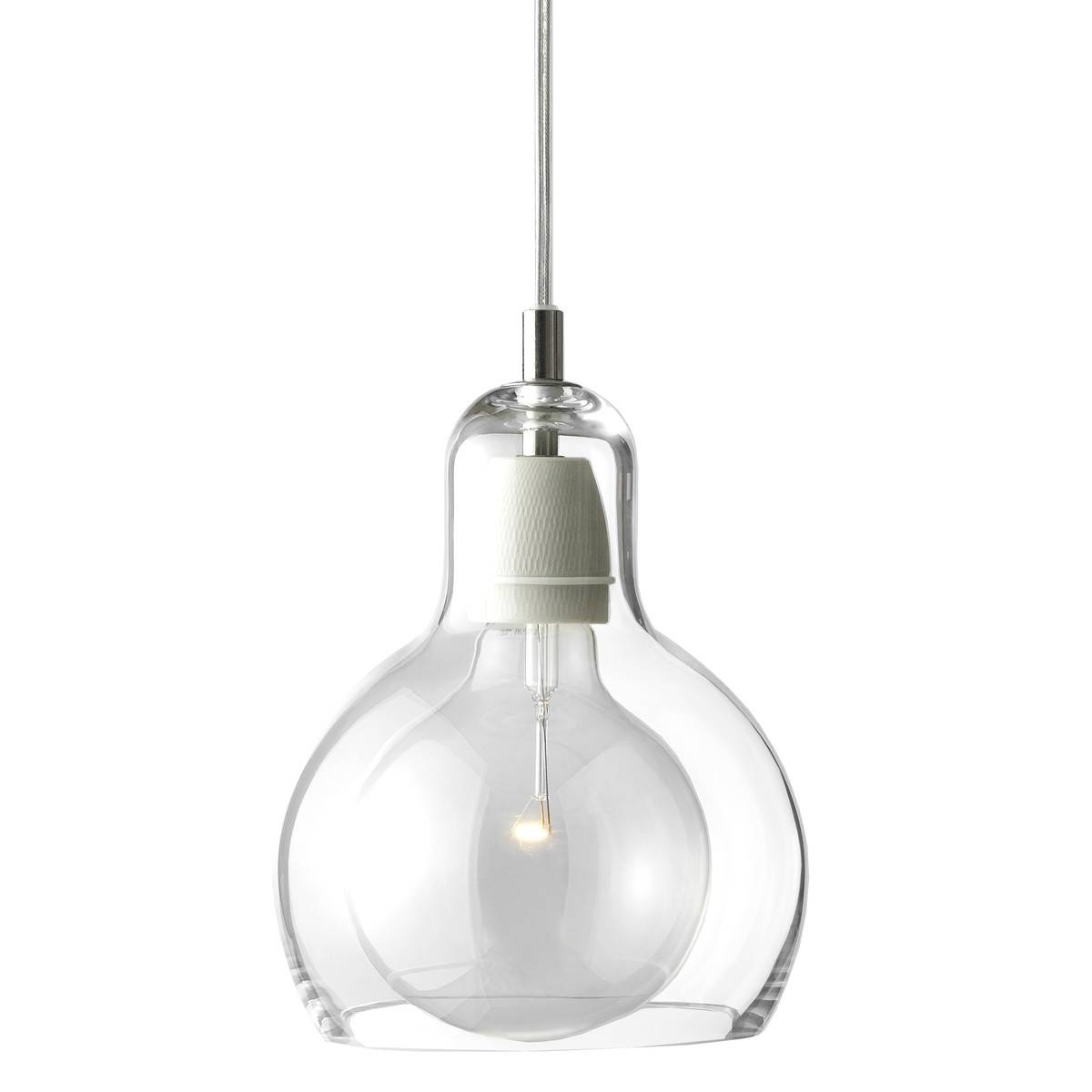 Mega Bulb Pendant Light&tradition with Mega Bulb Pendant Lights (Image 10 of 15)