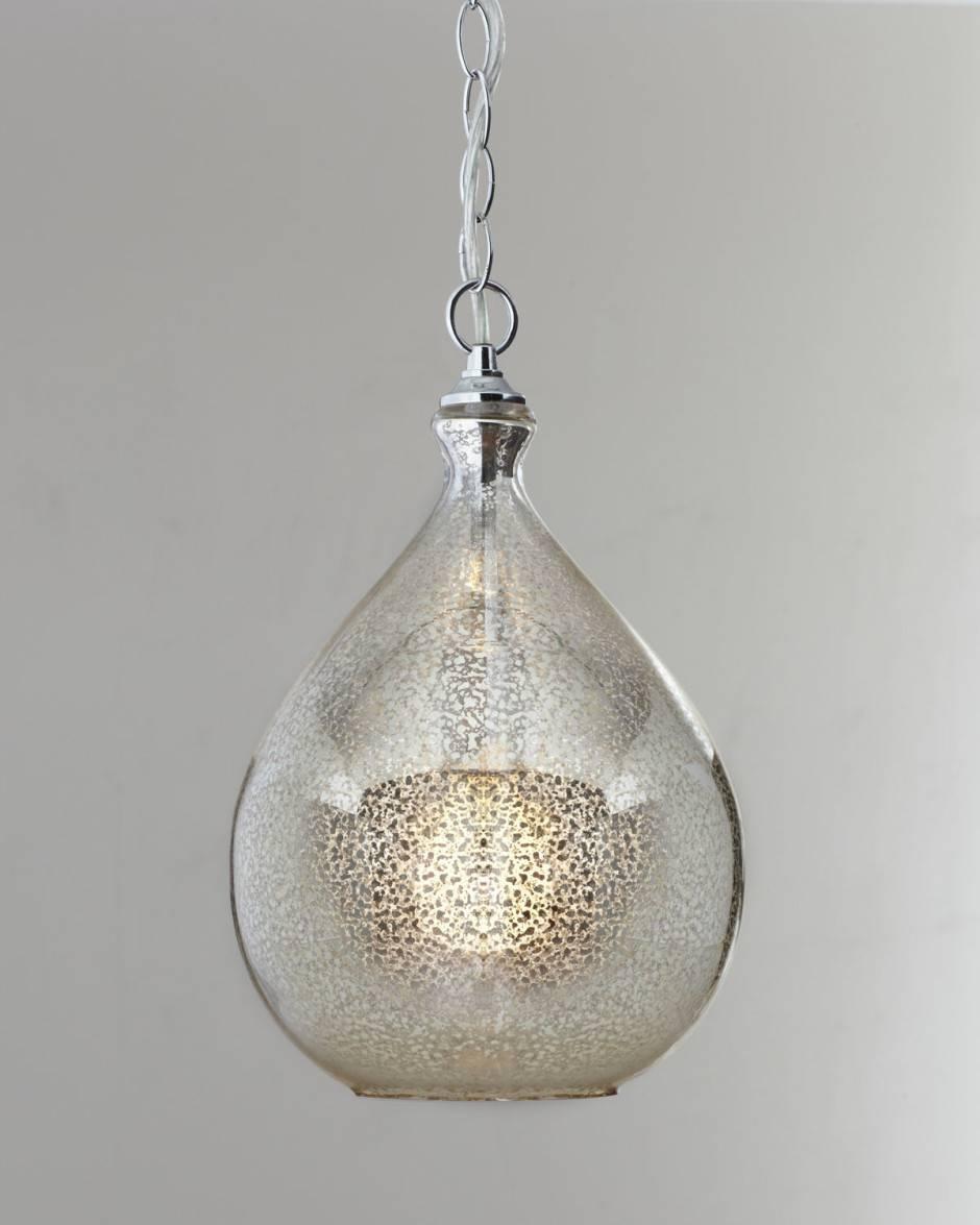 Mercury Glass Pendant Light Fixtures - Baby-Exit in Mercury Glass Lighting Fixtures (Image 11 of 15)