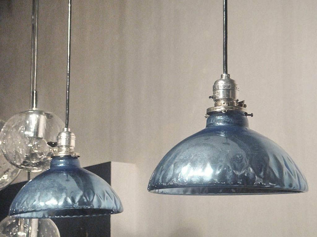 Mercury Glass Pendant Light - Hbwonong with Mercury Glass Pendant Lighting (Image 7 of 15)