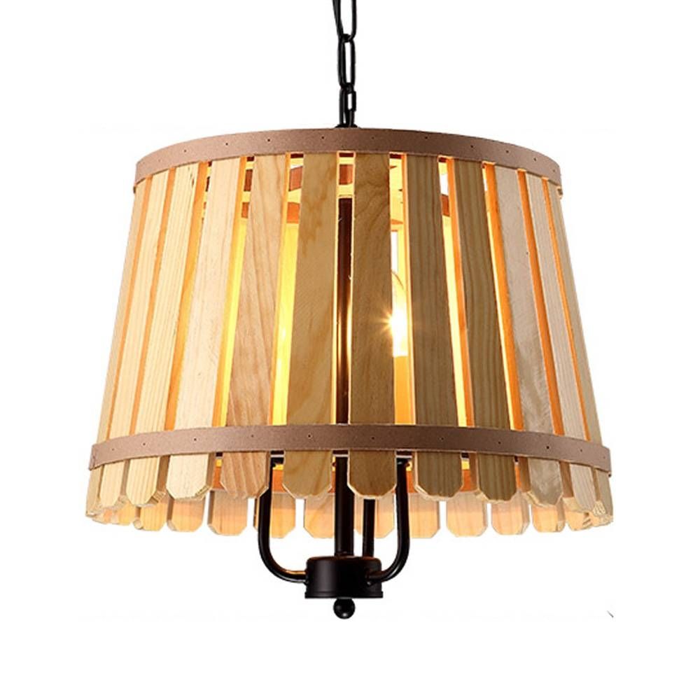 Metal Barrel Pendant Light Promotion-Shop For Promotional Metal with Barrel Pendant Lights (Image 13 of 15)