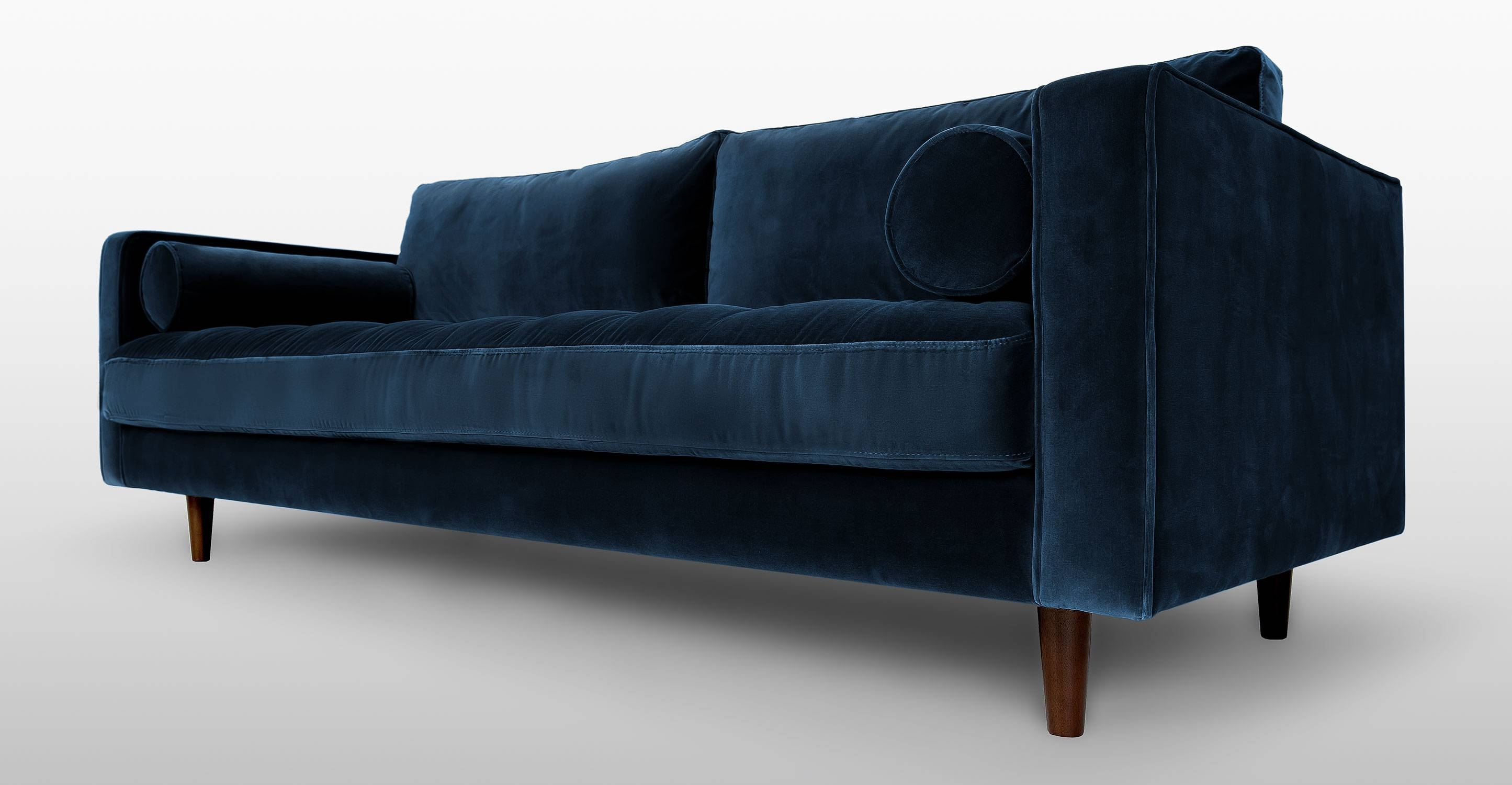 Midnight Blue Sofa 15 With Midnight Blue Sofa | Jinanhongyu inside Midnight Blue Sofas (Image 8 of 15)