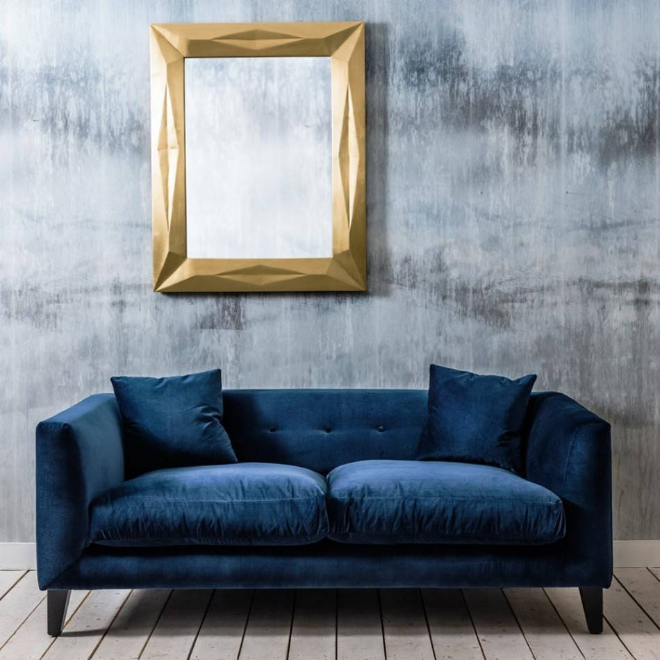 Midnight Blue Sofa 15 With Midnight Blue Sofa | Jinanhongyu intended for Midnight Blue Sofas (Image 9 of 15)