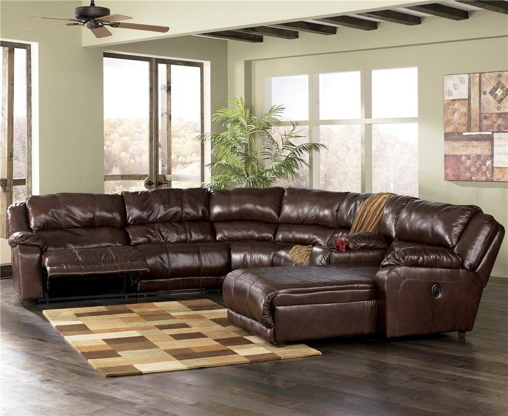 Millennium Braxton - Java Modular Sectional With Chaise - Ahfa in Braxton Sectional Sofas (Image 13 of 15)