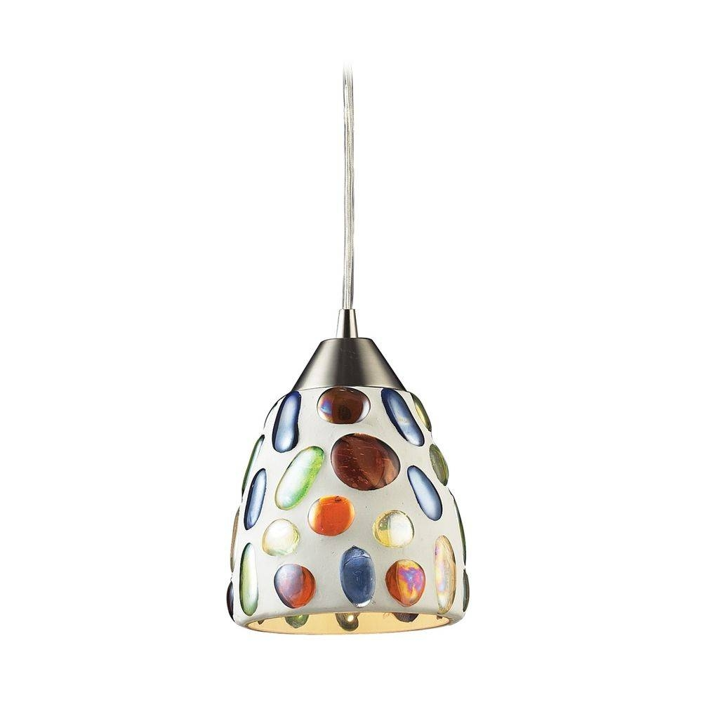 Mini-Pendant Lights | Destination Lighting within Shell Lights Shades Pendants (Image 5 of 15)