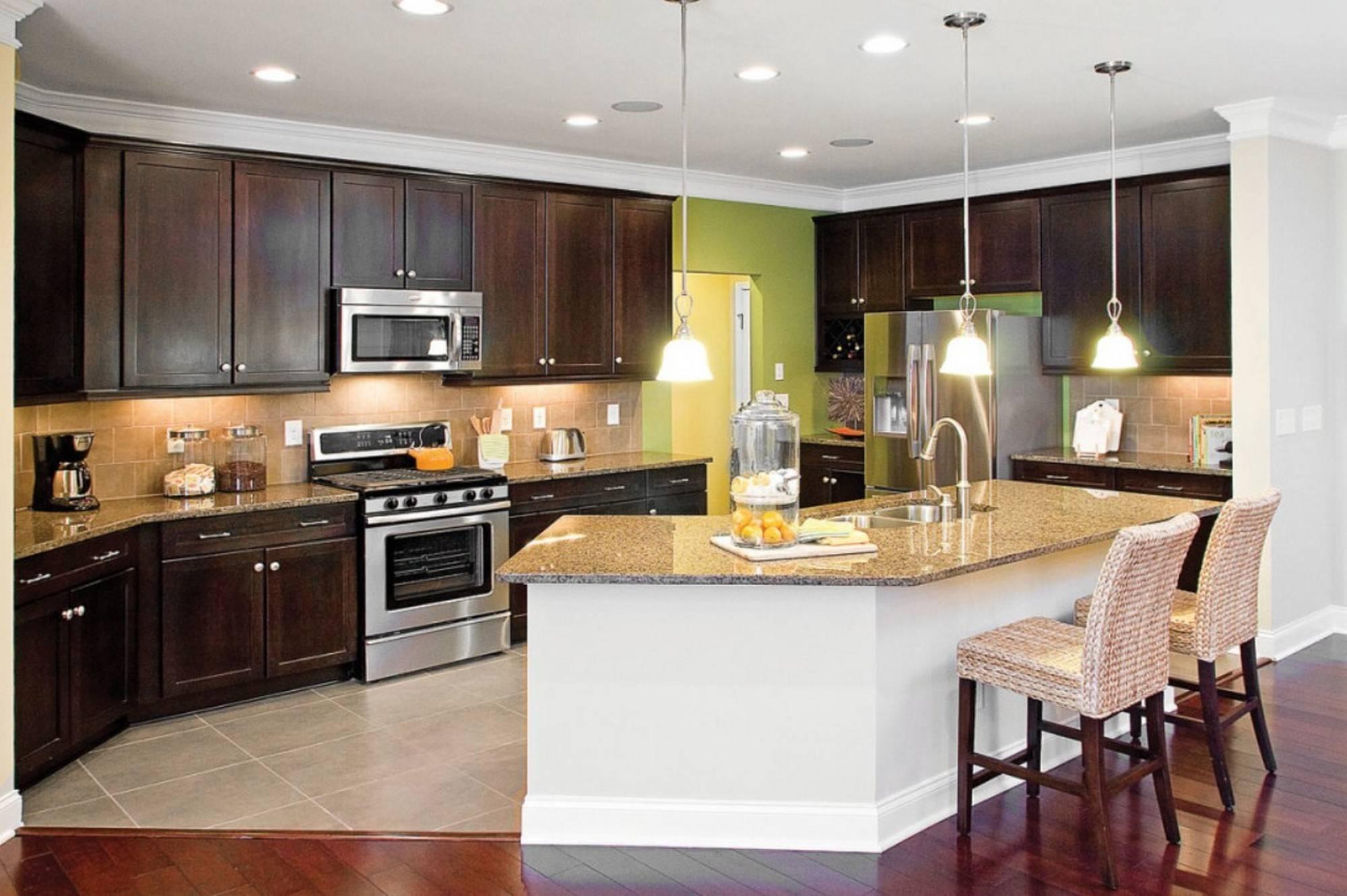Mini Pendant Lights For Kitchen #8169 | Baytownkitchen with Mini Pendants for Kitchen Island (Image 9 of 15)