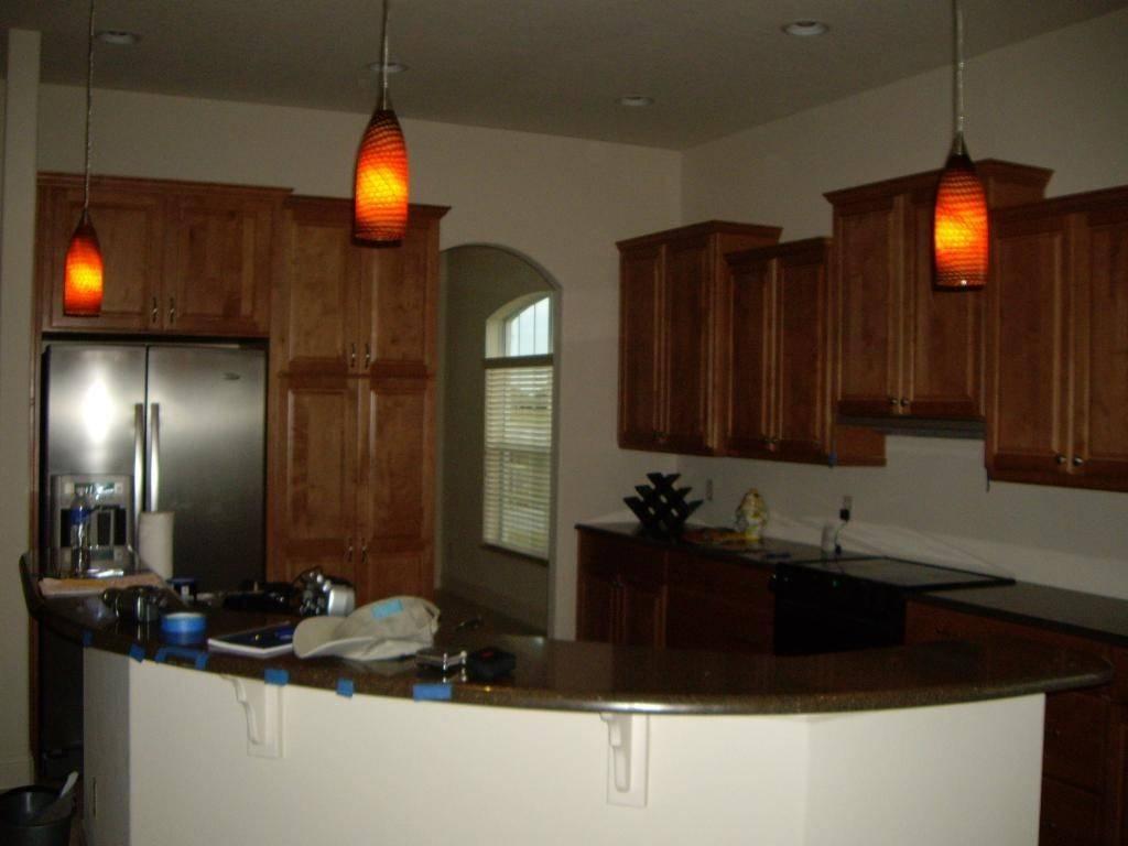 Mini Pendant Lights For Kitchen Island | Kitchen Design Ideas within Mini Pendant Lighting for Kitchen Island (Image 11 of 15)