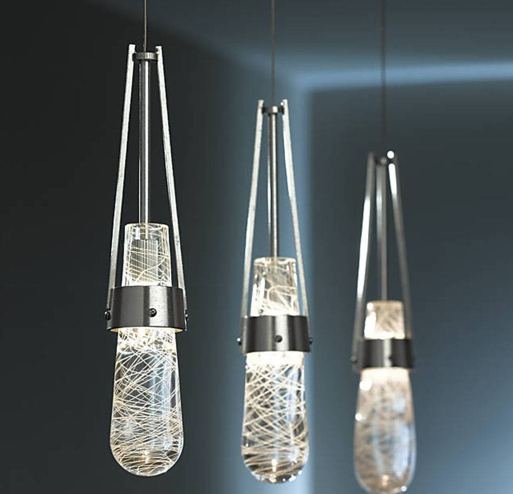 Mini Pendant Lights Glass : Different Ways To Hang Mini Pendant inside Unique Mini Pendant Lights (Image 8 of 15)