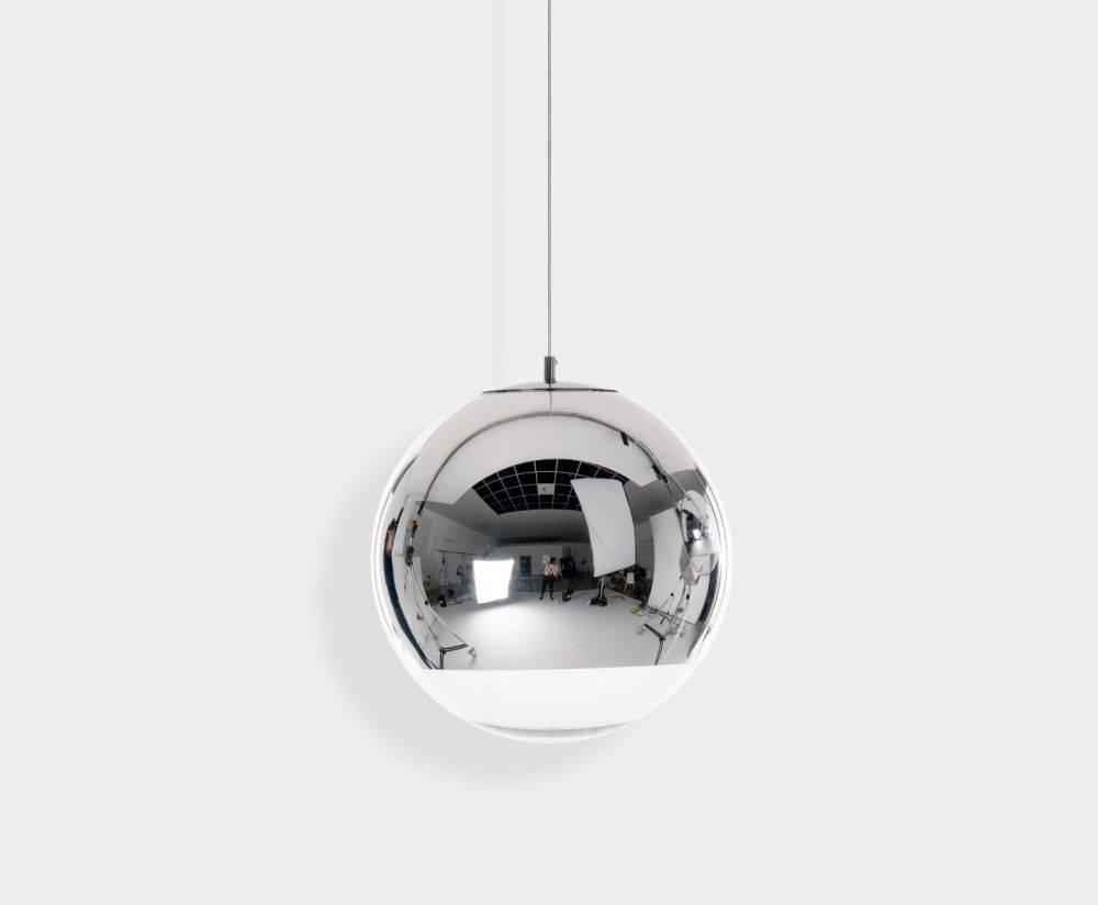 Mirror Ball | Families | Shop | Tom Dixon pertaining to Disco Ball Pendants (Image 7 of 15)