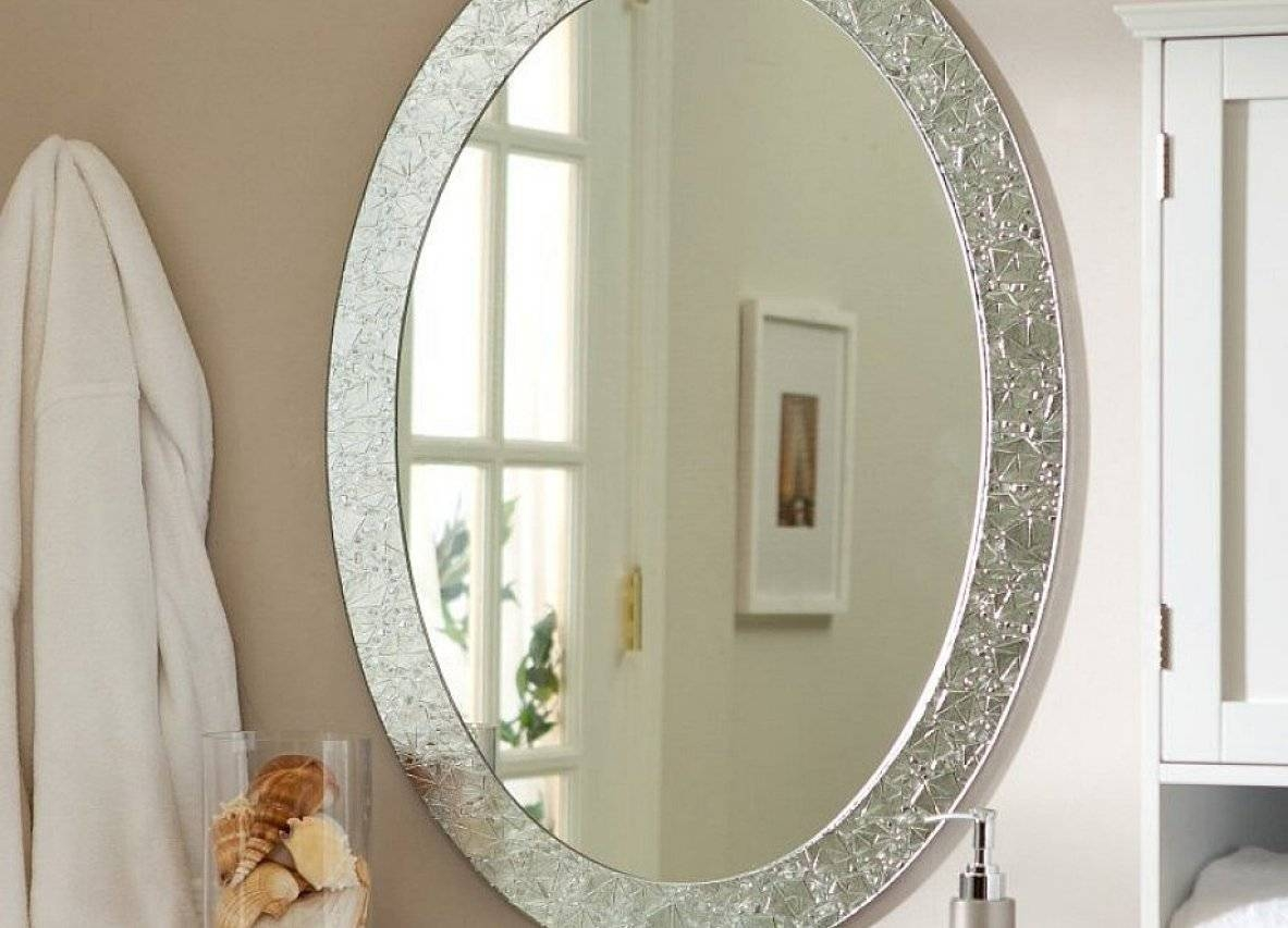Mirror : Carved White Shabby Chic Mirror Amazing White Decorative throughout White Large Shabby Chic Mirrors (Image 6 of 15)