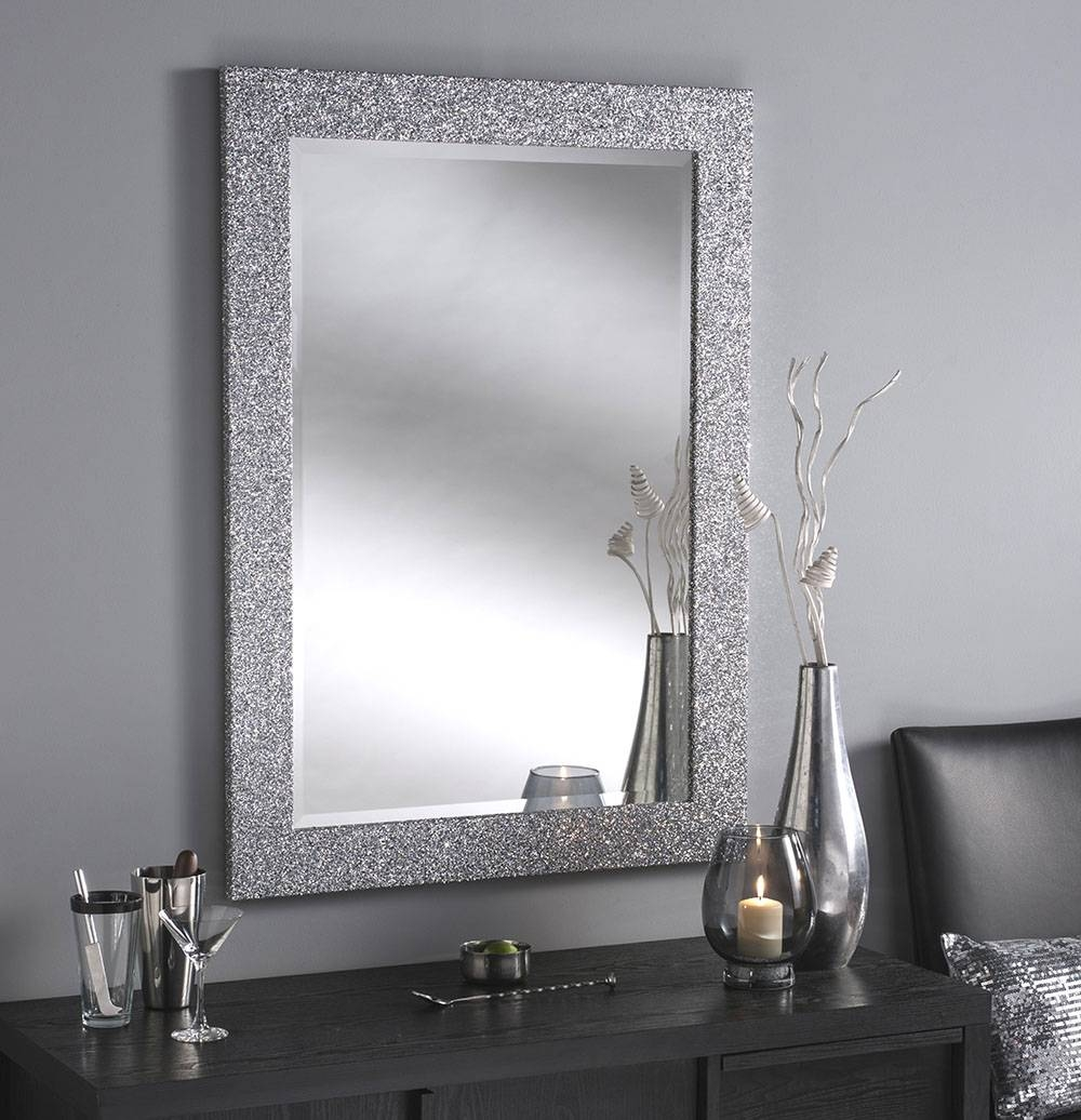 Mirror Manufacturers & Trade Suppliers Of Decorative Framed Mirrors regarding Glitter Wall Mirrors (Image 11 of 15)