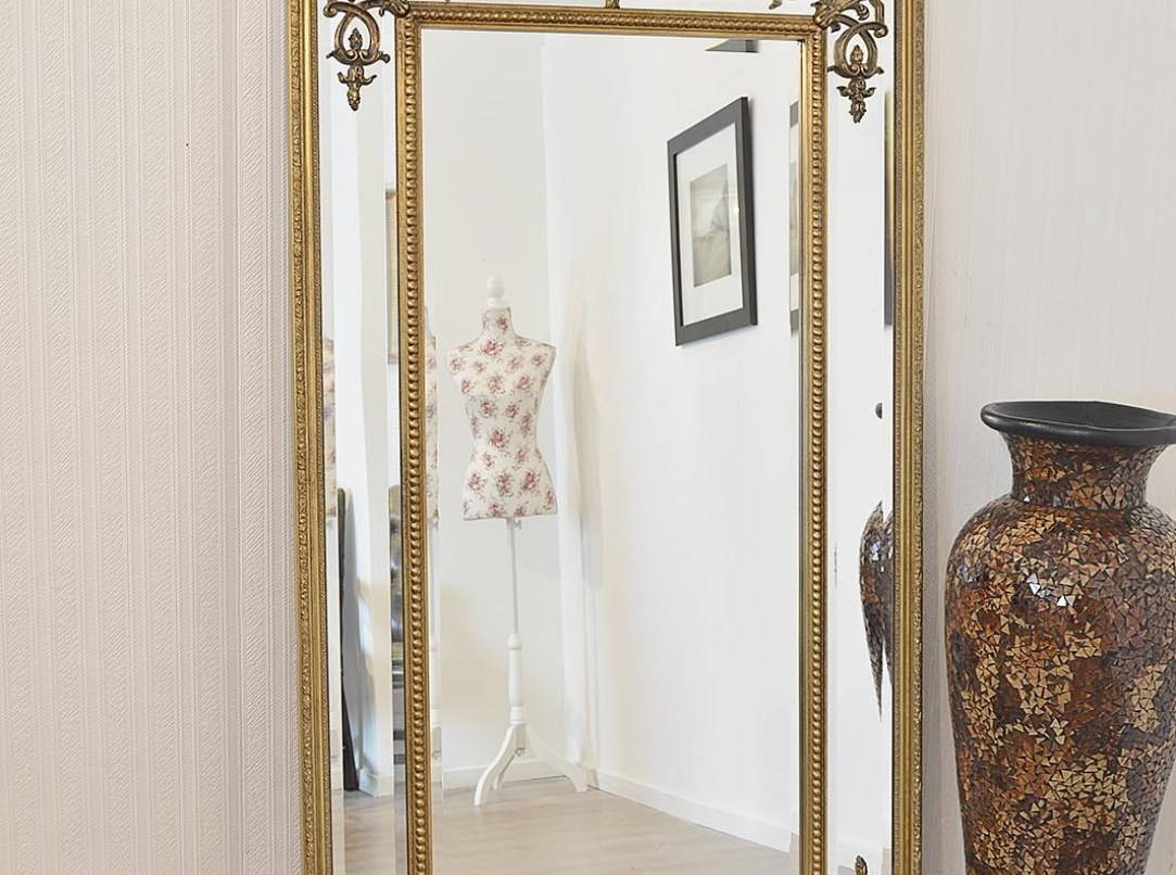Mirror : Ornate Gold Mirror Admirable Ornate Gold Mirror Sydney with Large Ornate Gold Mirrors (Image 13 of 15)